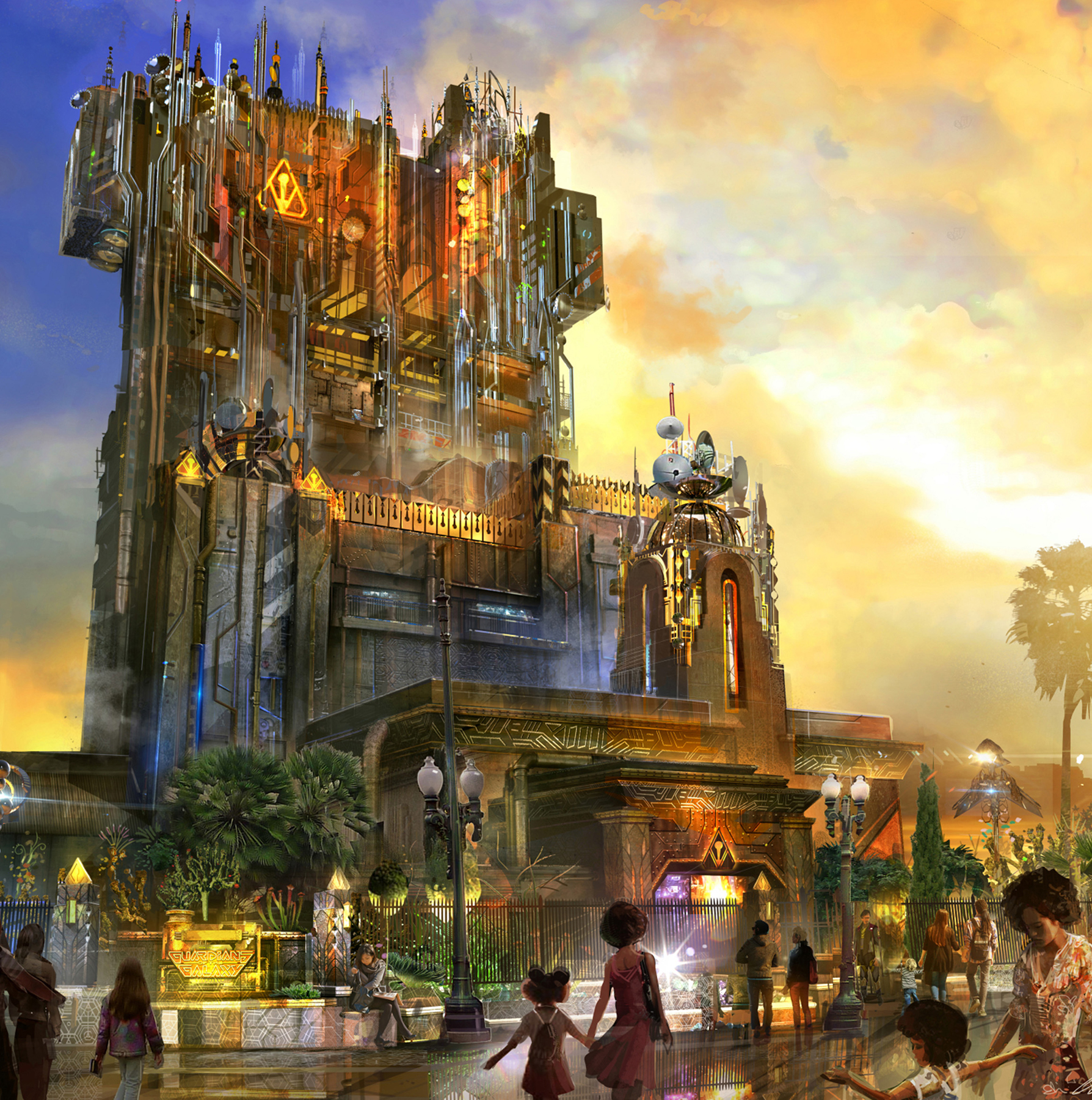 Guardians of the Galaxy Mission: Breakout