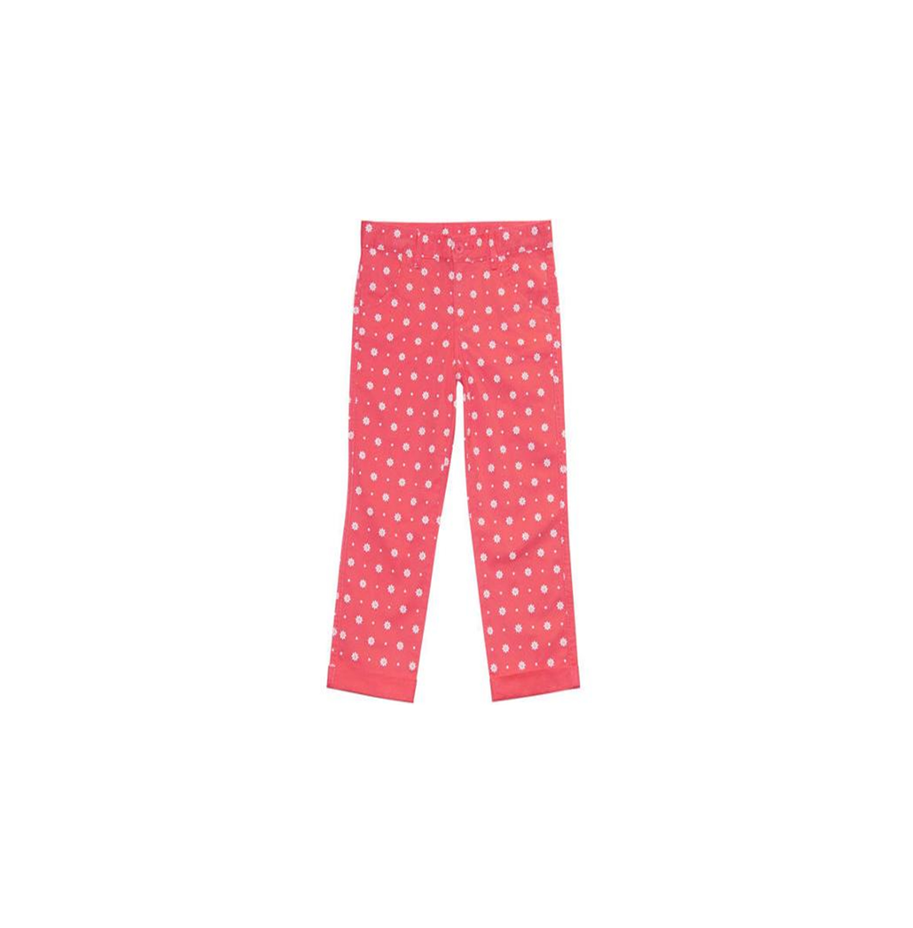 Girls Summer Chino Capris