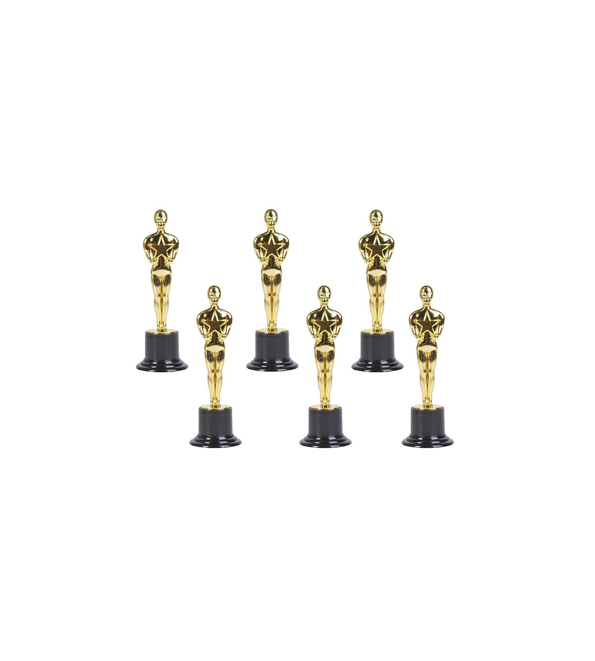 Gold Award Trophies