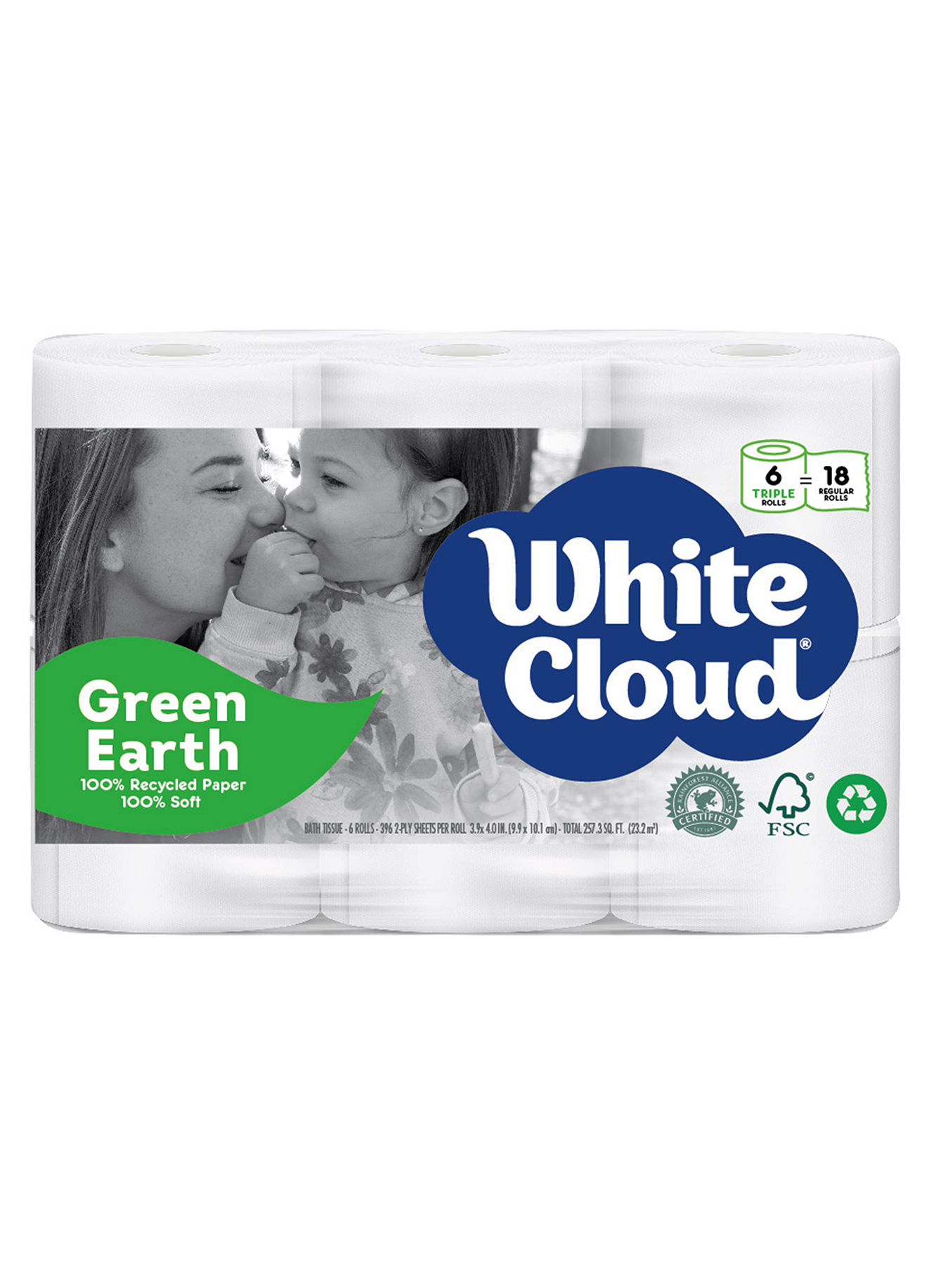 White Cloud GreenEarth