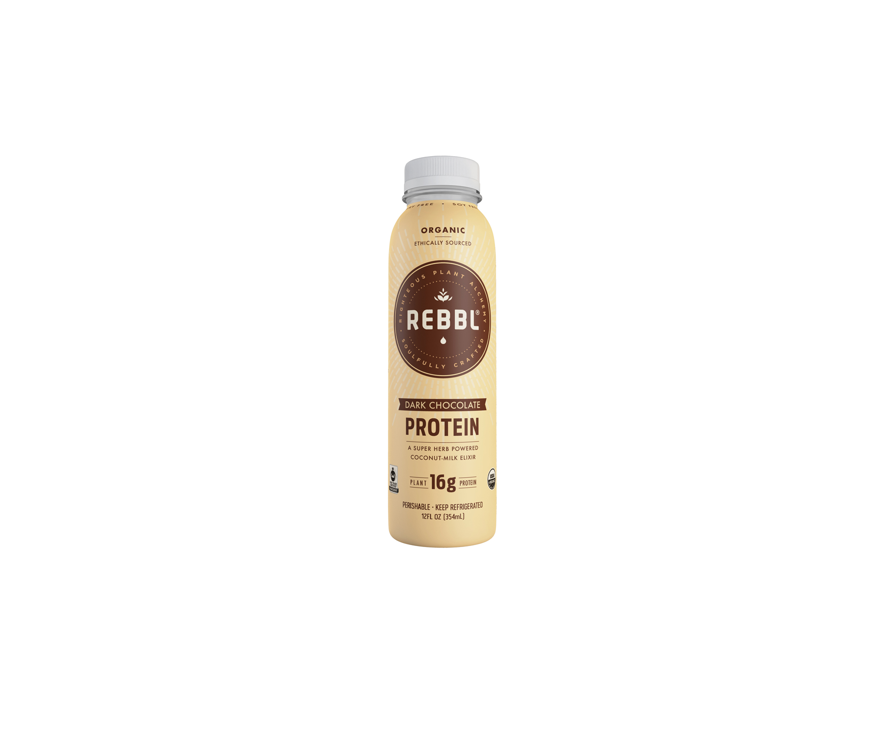 Gym bag essentials and luxuries - REBBL Protein Elixir