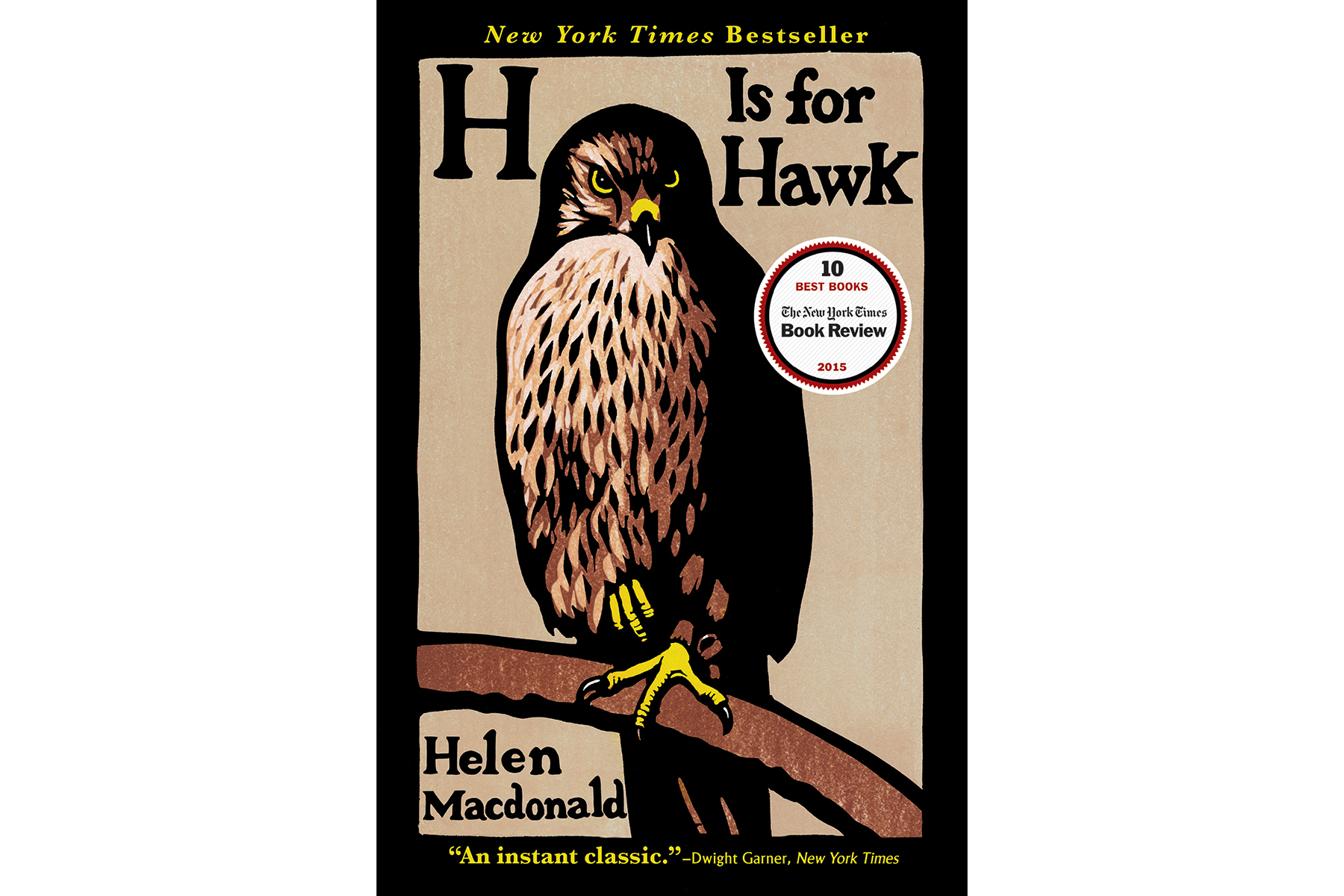 H Is for Hawk, by Helen MacDonald (Loss Books)