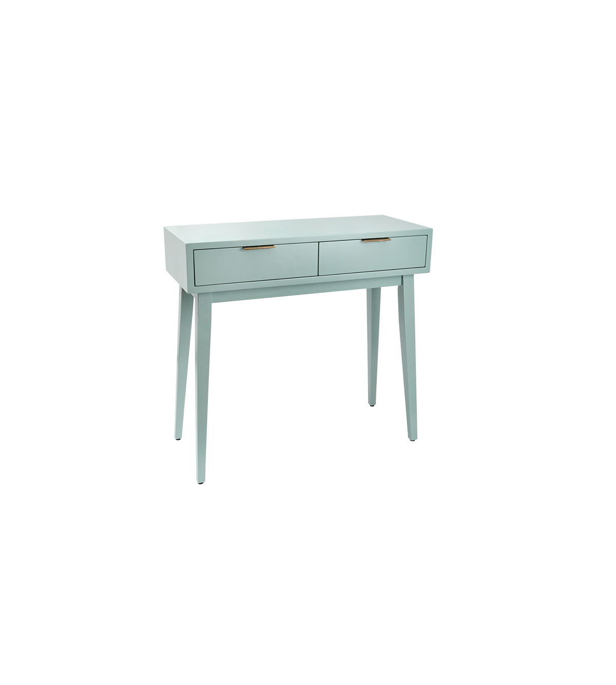 Hafley Two Drawer Console Table