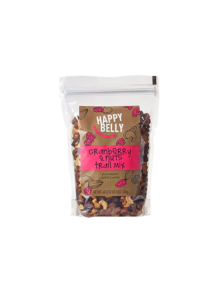Happy Belly Cranberry and Nuts Trail Mix