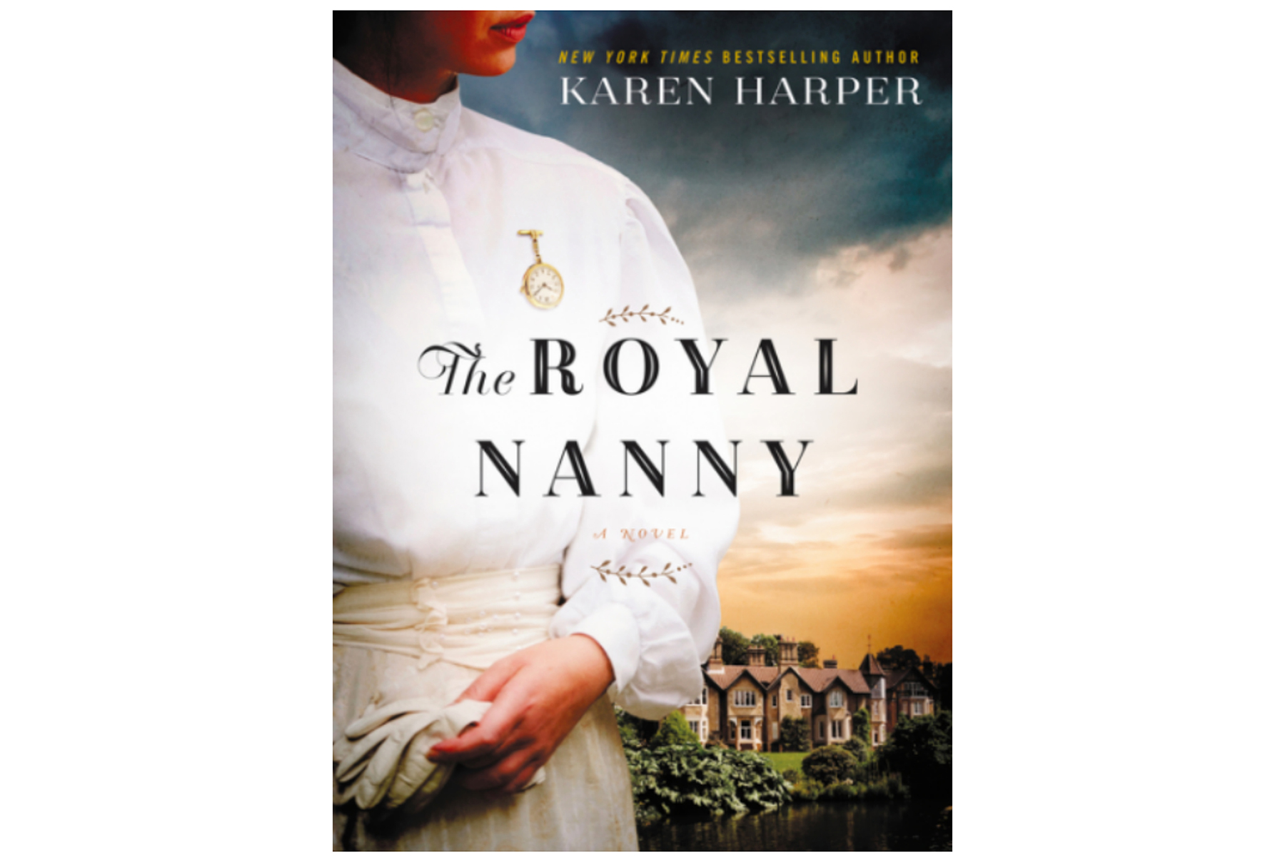 The Royal Nanny, by Karen Harper