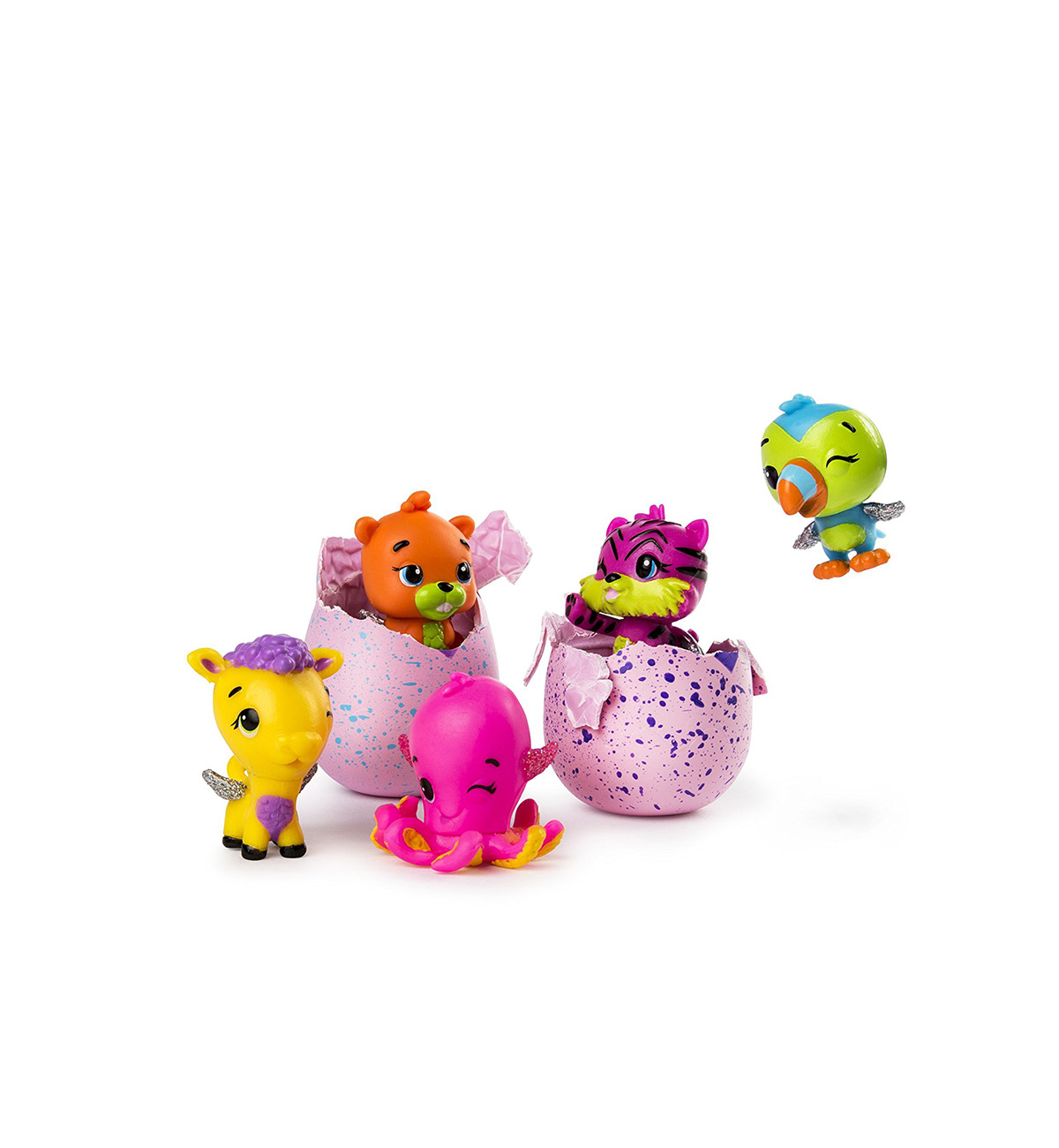 7 non candy easter treats under 10 that will arrive on time thanks easter toy mini hatchimals amazon negle Image collections