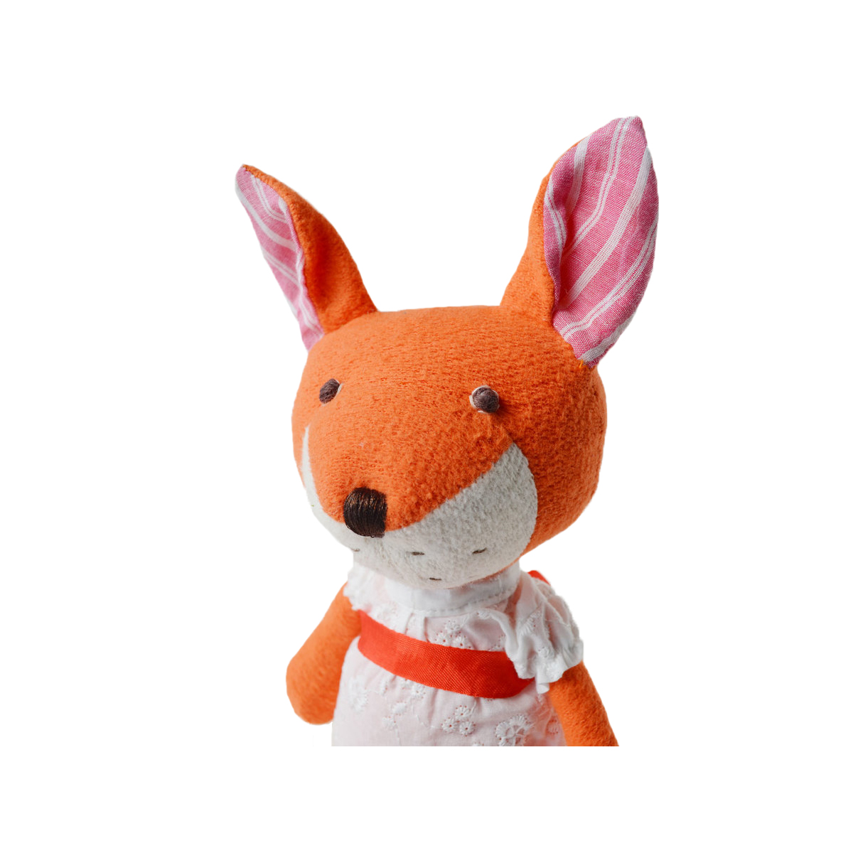 Hazel Village Flora Fox Plush Toy