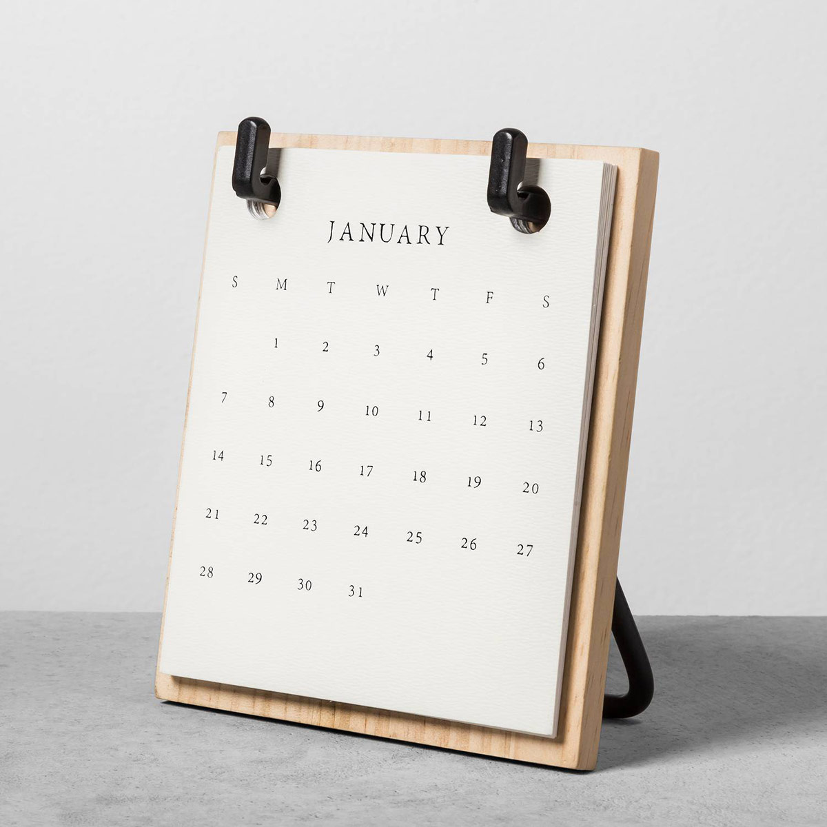 Hearth and Hand Desk Calendar