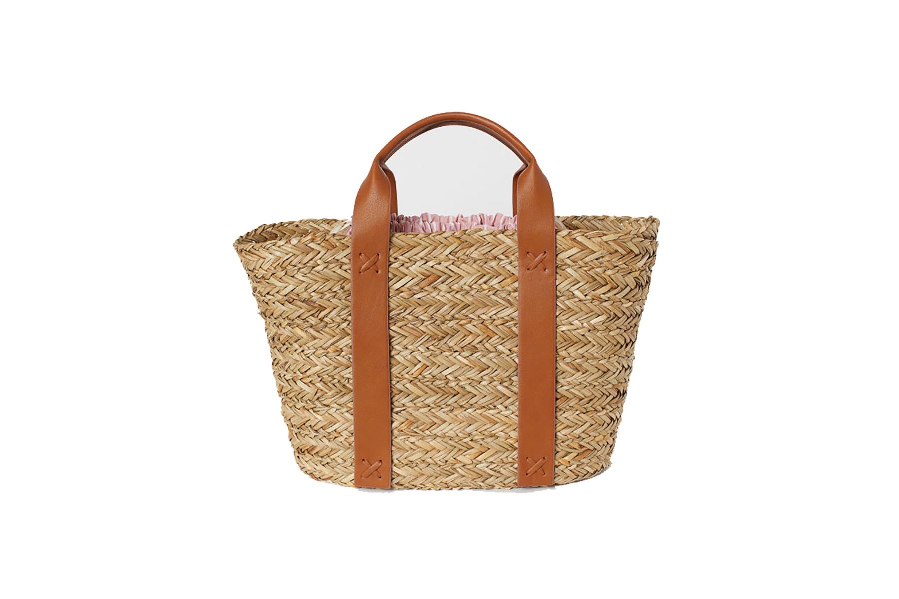 2f240a404f56 17 Straw Bags, Totes, Beach Bags, and Clutches Under $100 | Real Simple