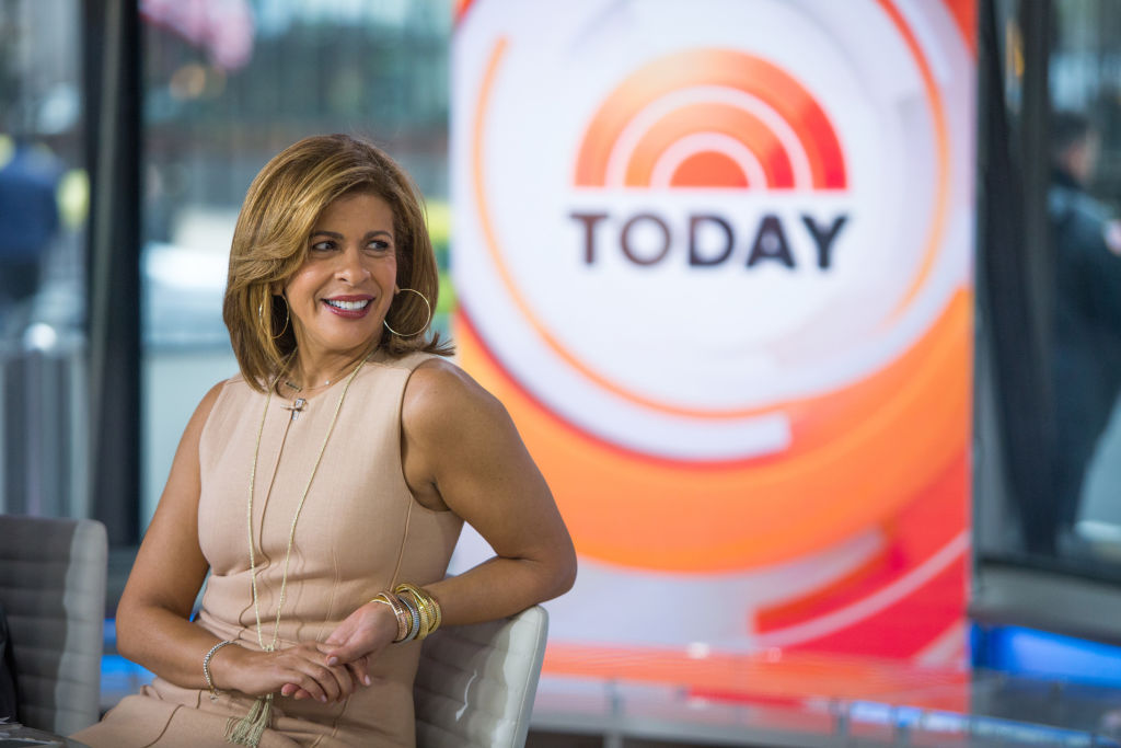 Hoda Kotb on Today