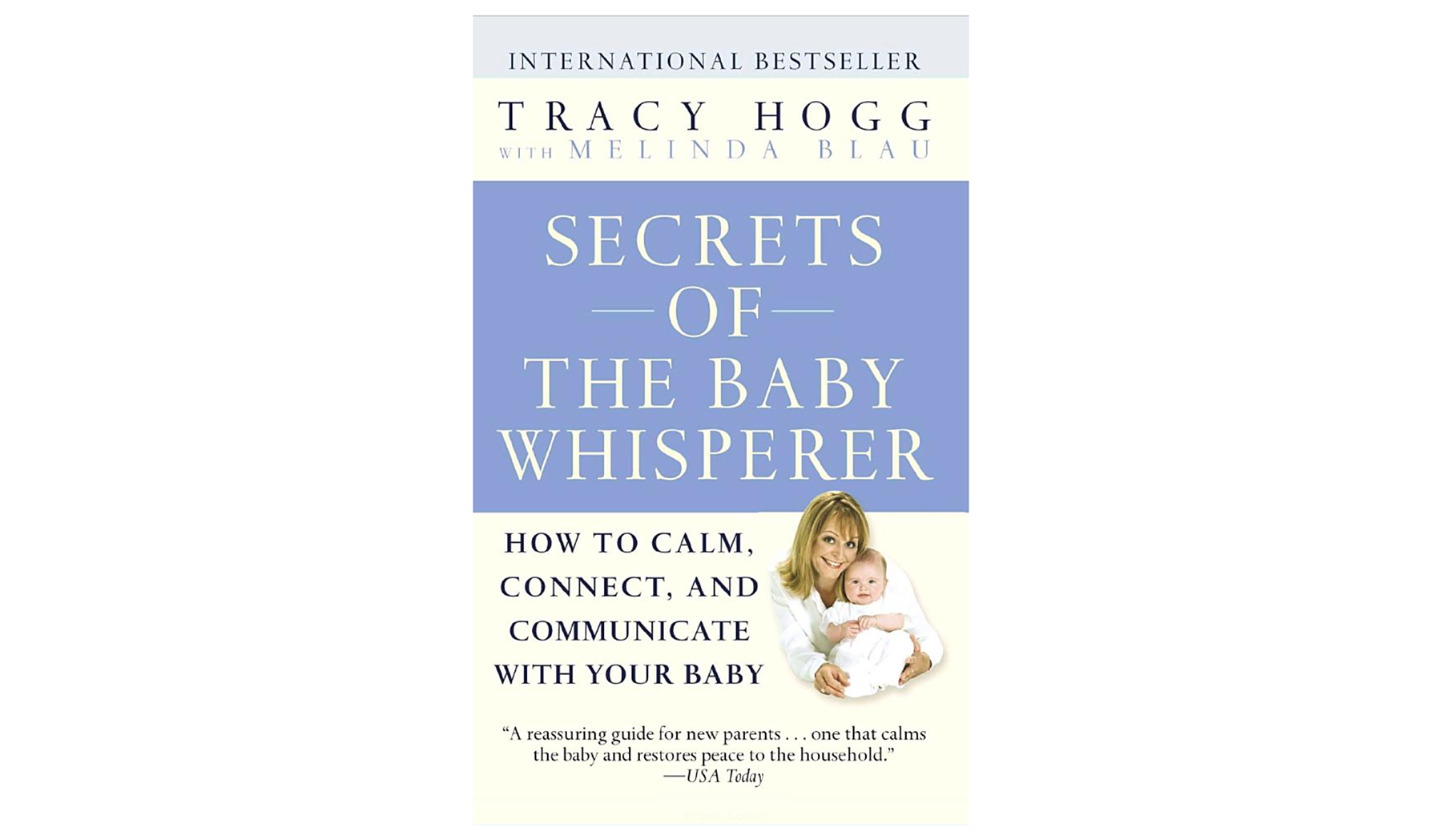 ‪Secrets of the Baby Whisperer, by Tracy Hogg