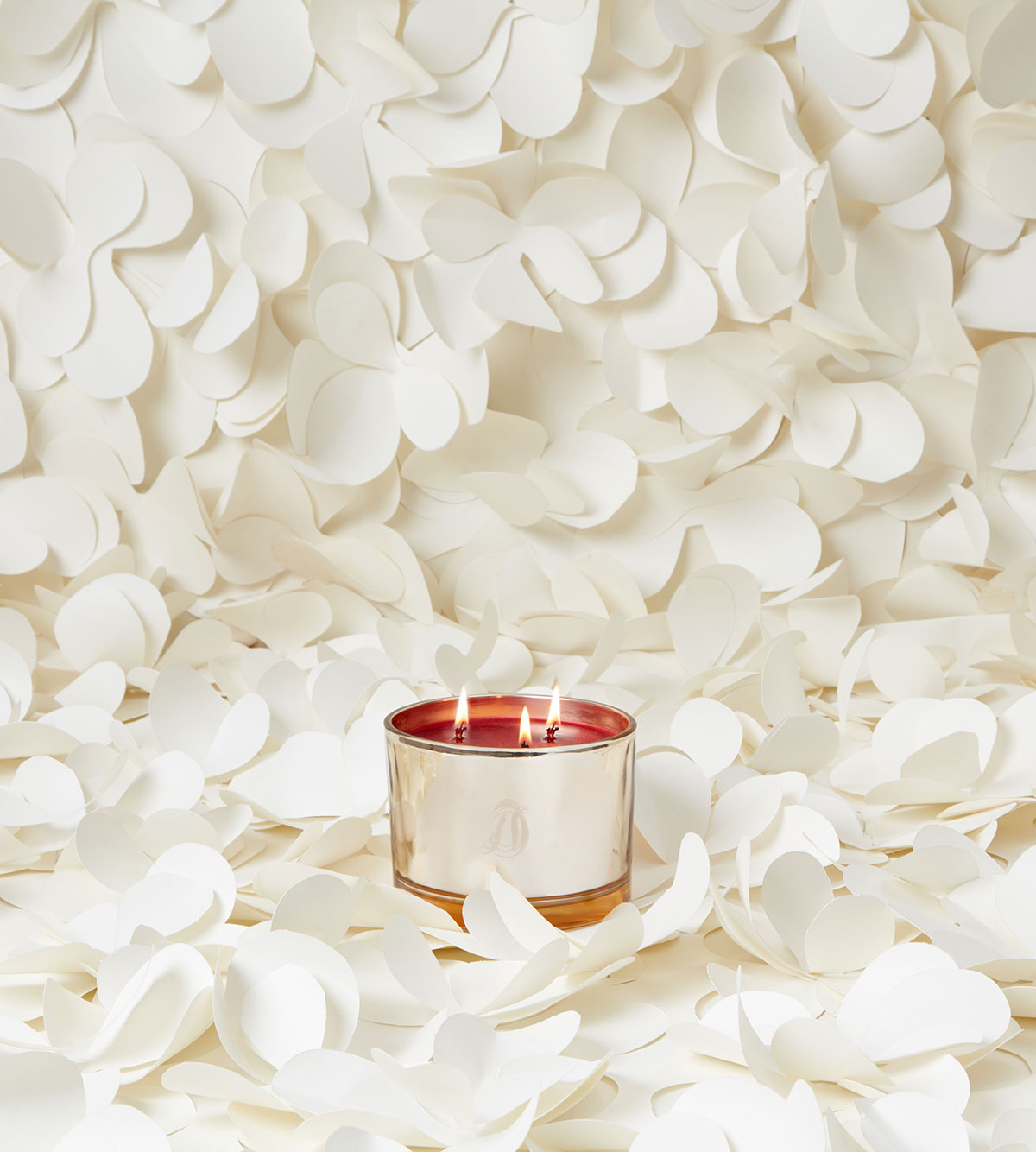 Holiday Spice Three Wick Candle