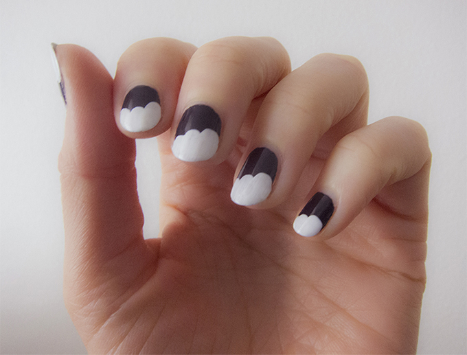 Scalloped Nails