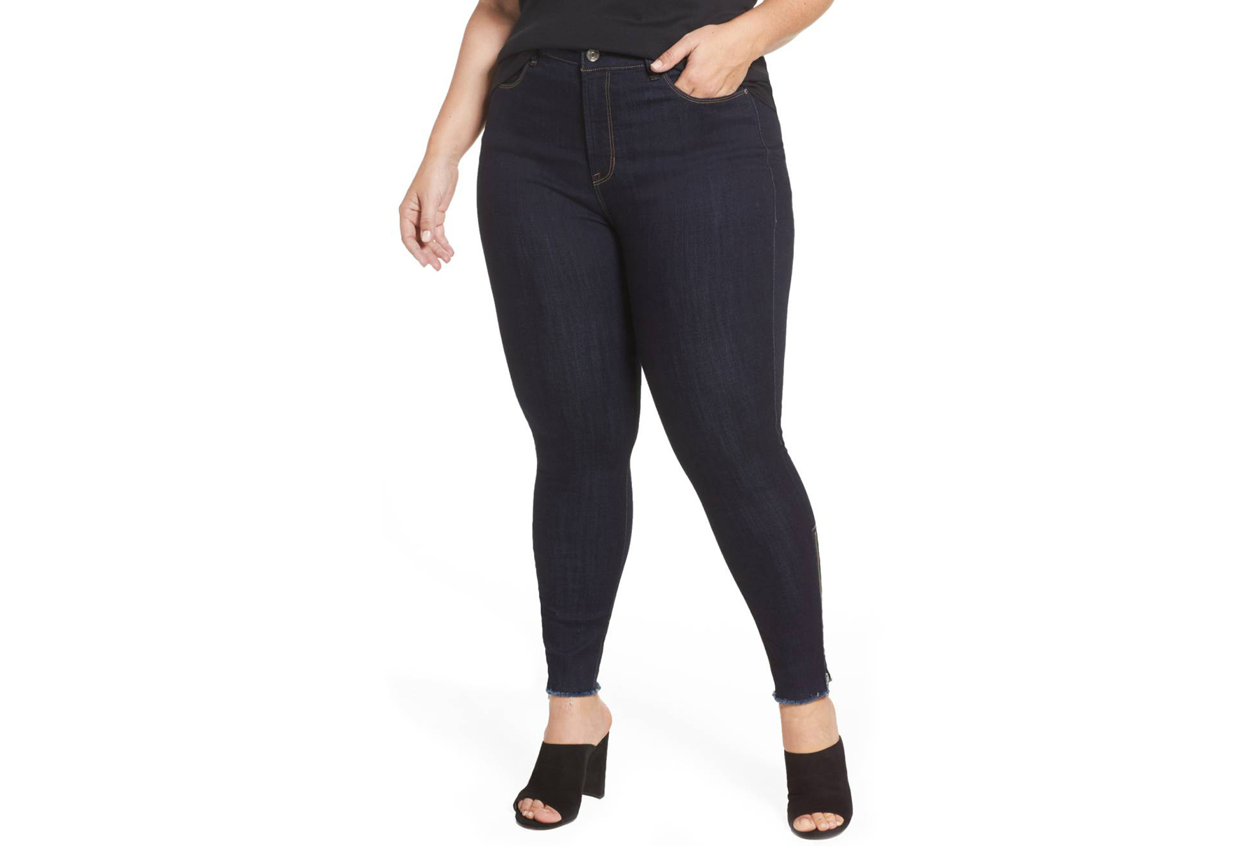 The Icon High Rise Super Skinny Jeans