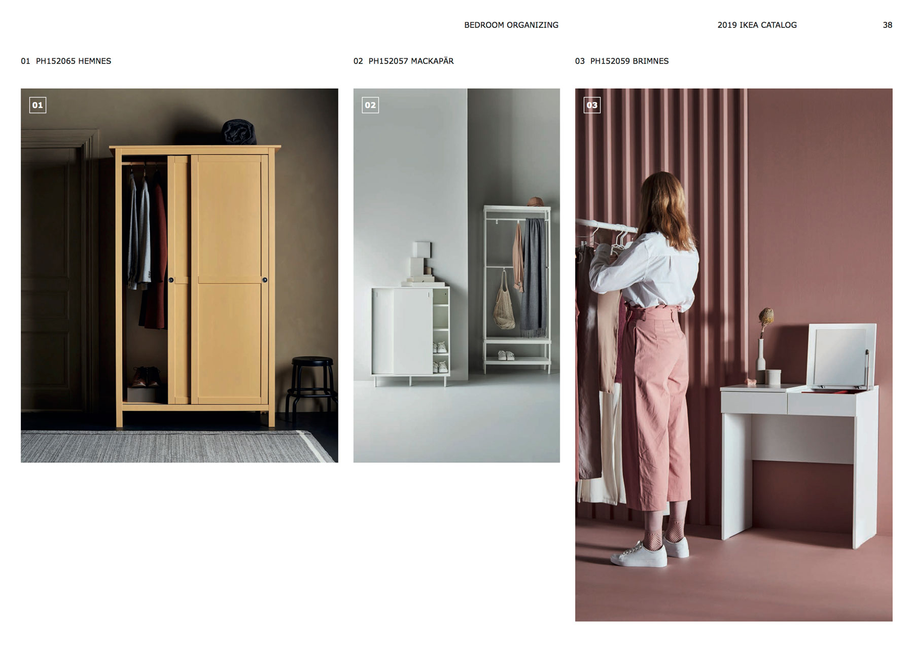 7 Major Design Trends According To The Ikea Catalog 2019 Real Simple