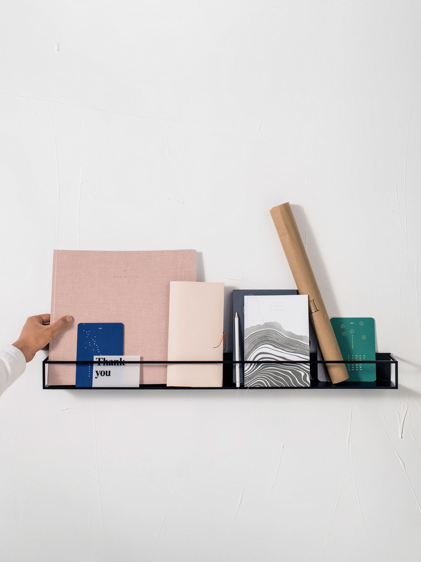 IKEA Catalog 2019 SAMMANHANG organizer - Wall Shelf