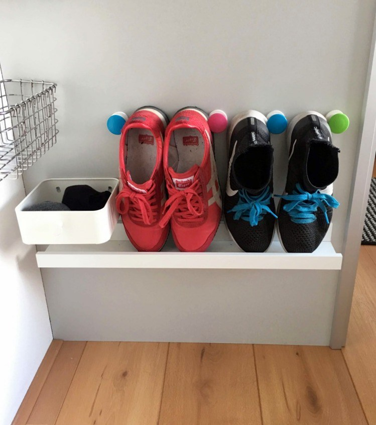 Shoe Organization Hacks: 7 Genius IKEA Hacks That Will Double Your Closet Storage