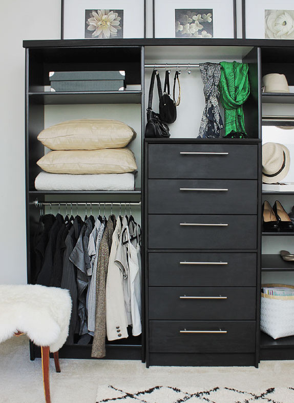7 Genius IKEA Hacks That Will Double Your Closet Storage