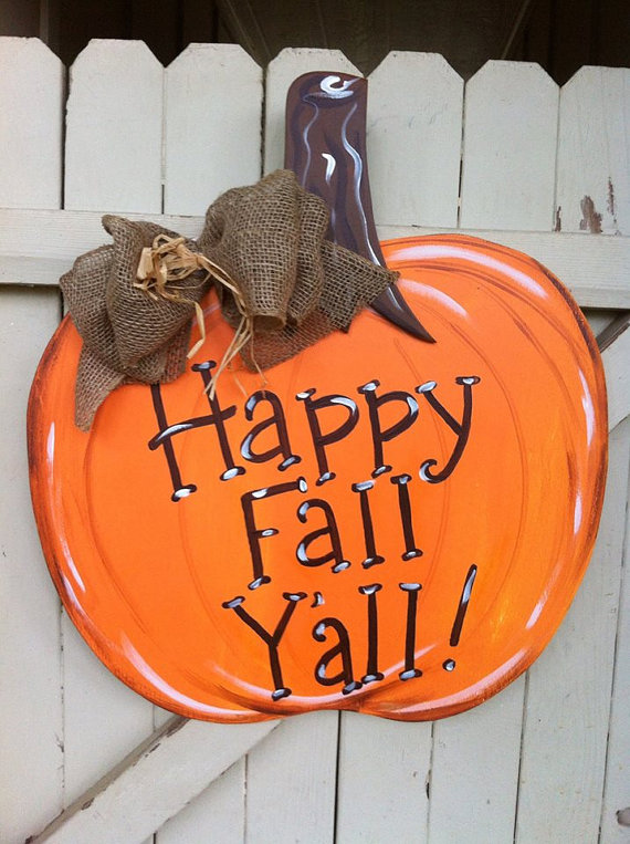 How to Transform Wooden Pumpkins Into Awesome Halloween Decor