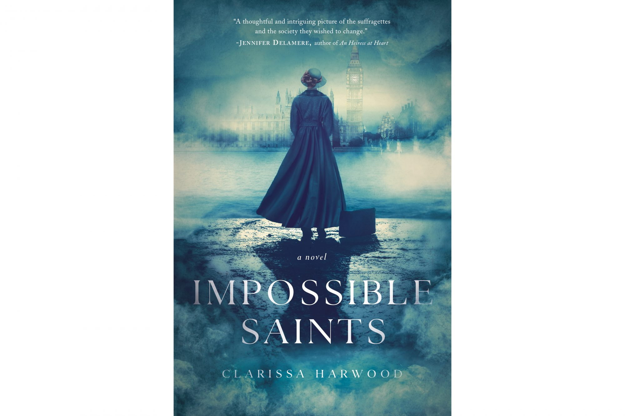 Impossible Saints, by Clarissa Harwood