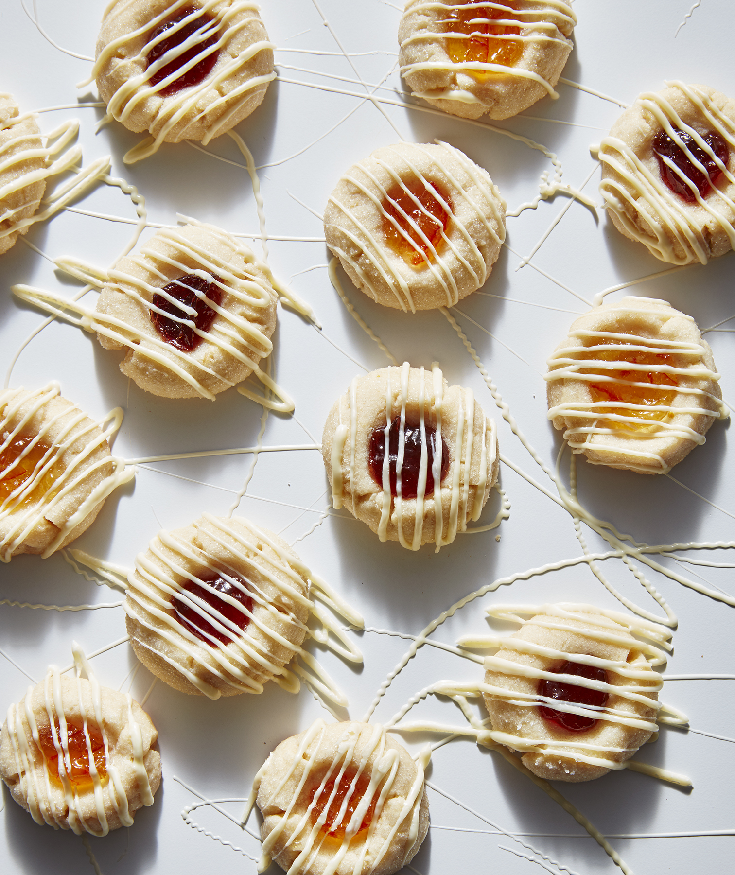 Italian Thumbprint Cookies