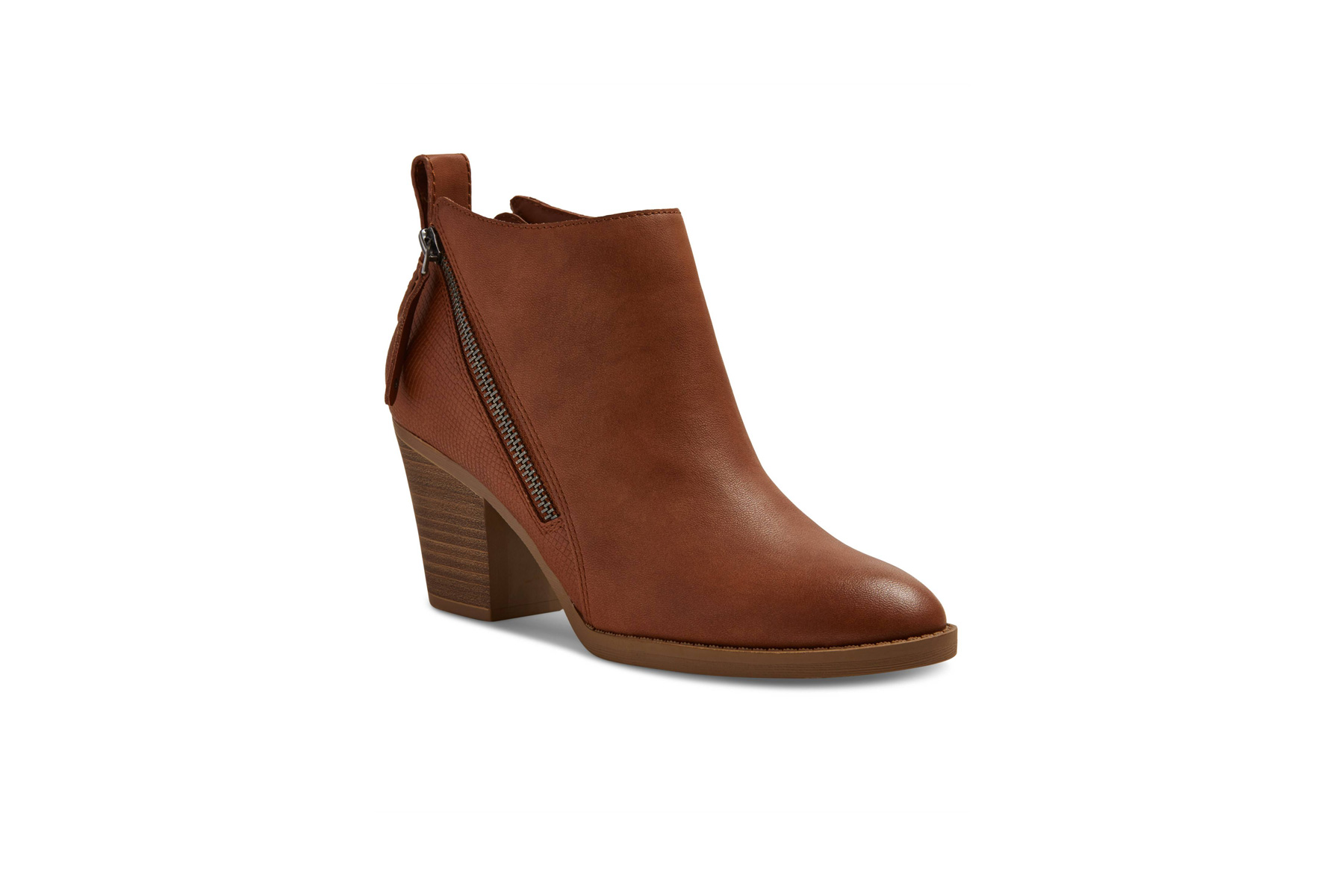 Jameson Double Side Zip Booties