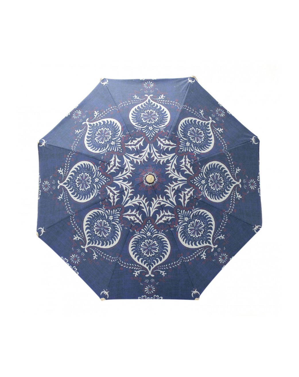 Jayson Home Fringe Umbrella in Indigo