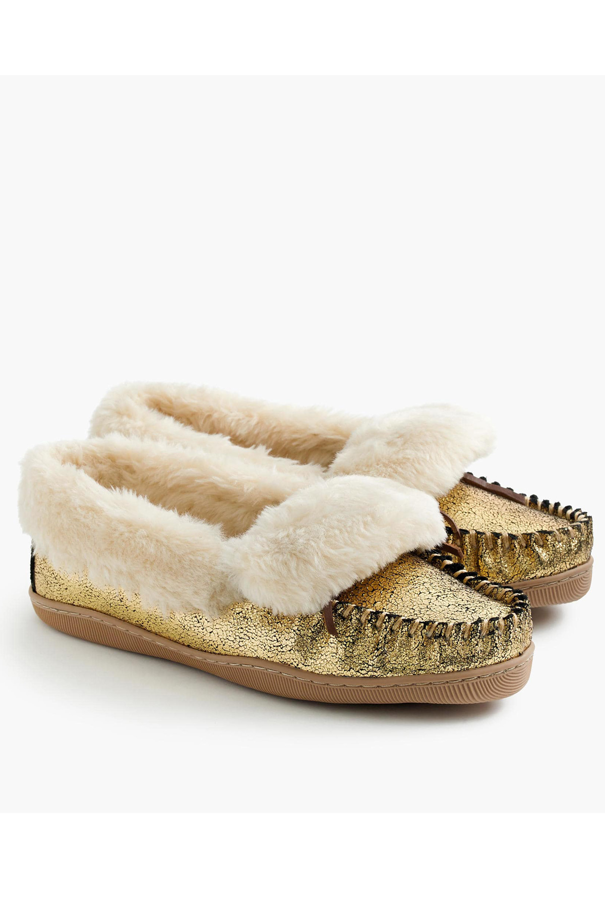 J. Crew Lodge Moccasins