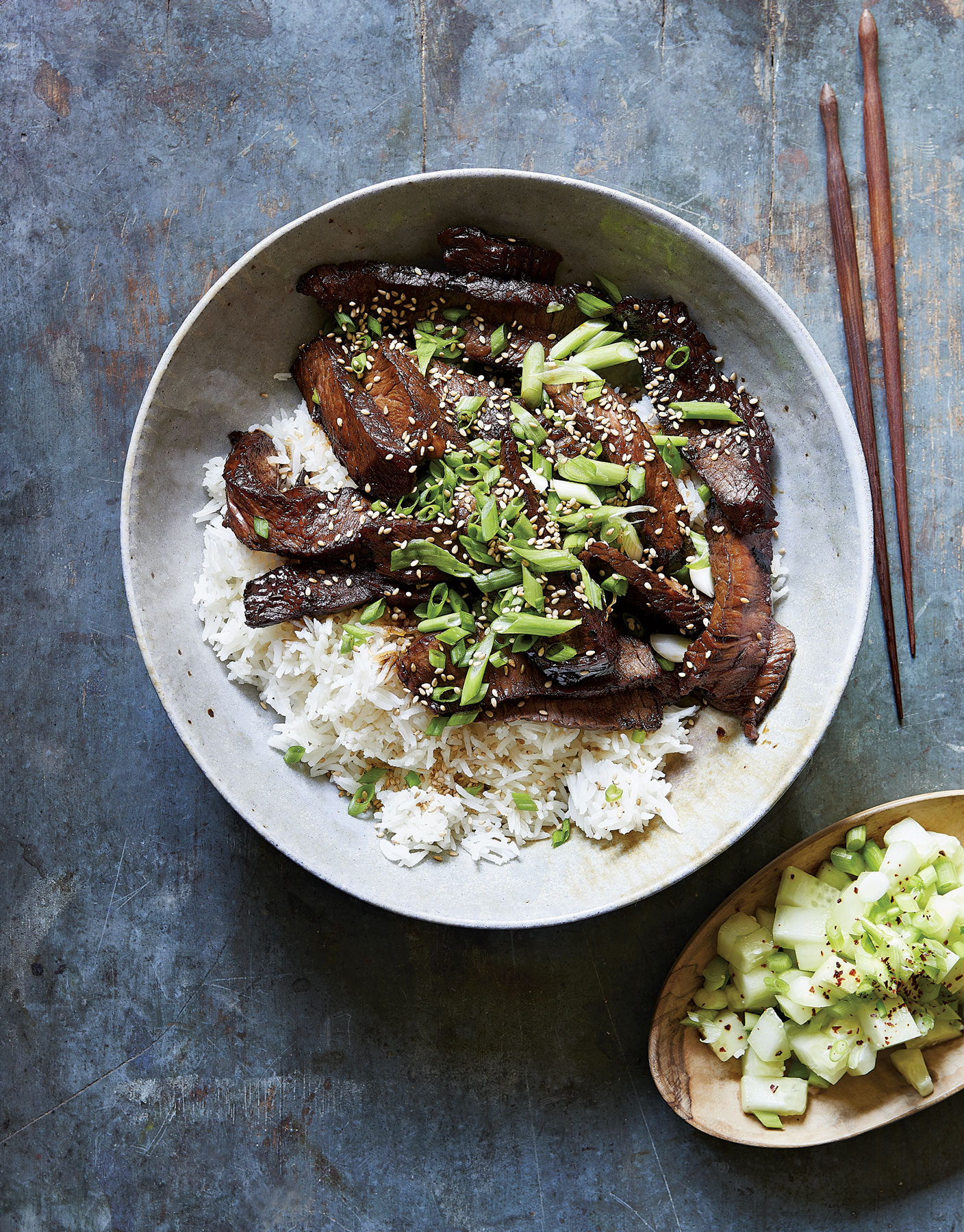 Joanna Gaines's Mom's Bulgogi