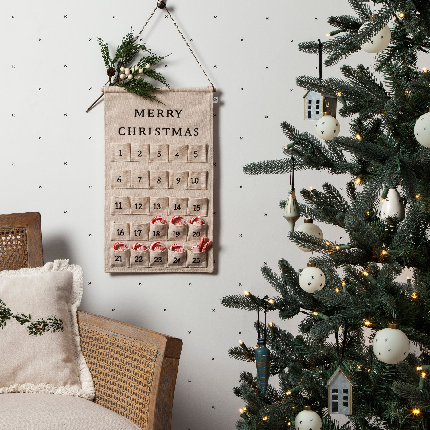 Joanna Gaines Target Holiday Collection, Advent Calendar