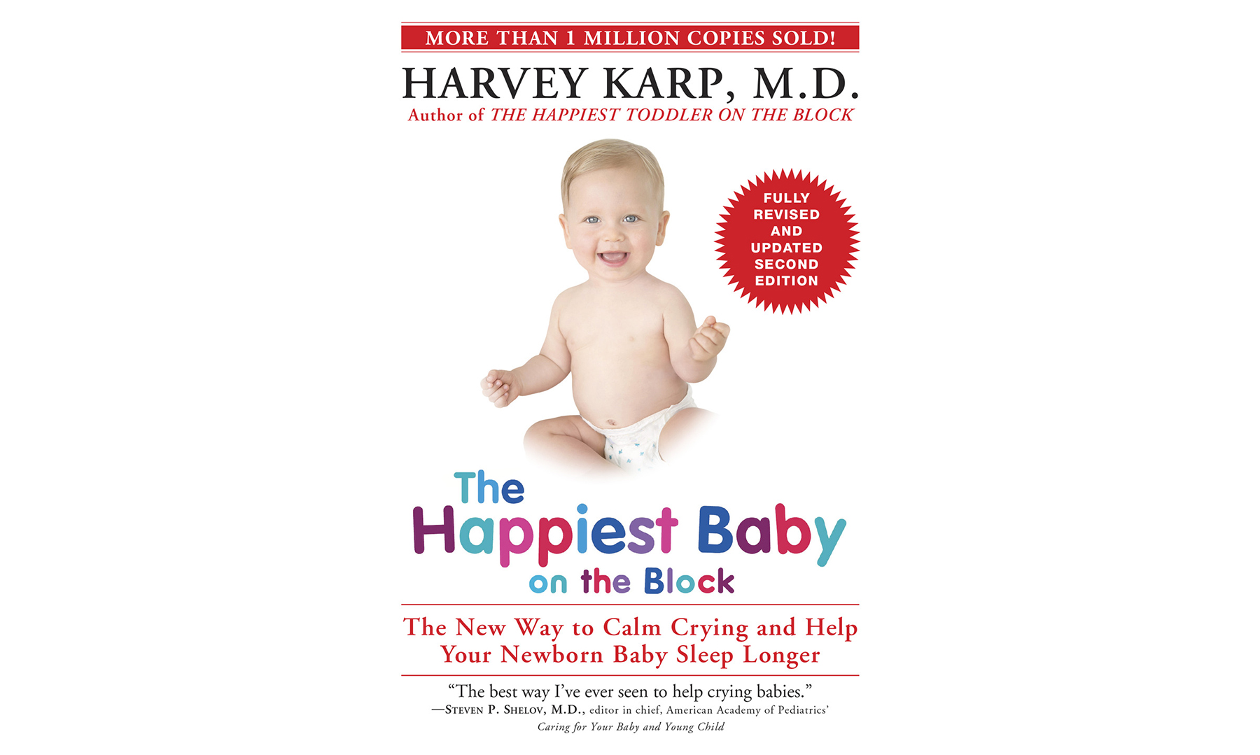 ‪The Happiest Baby on the Block, by Harvey Karp