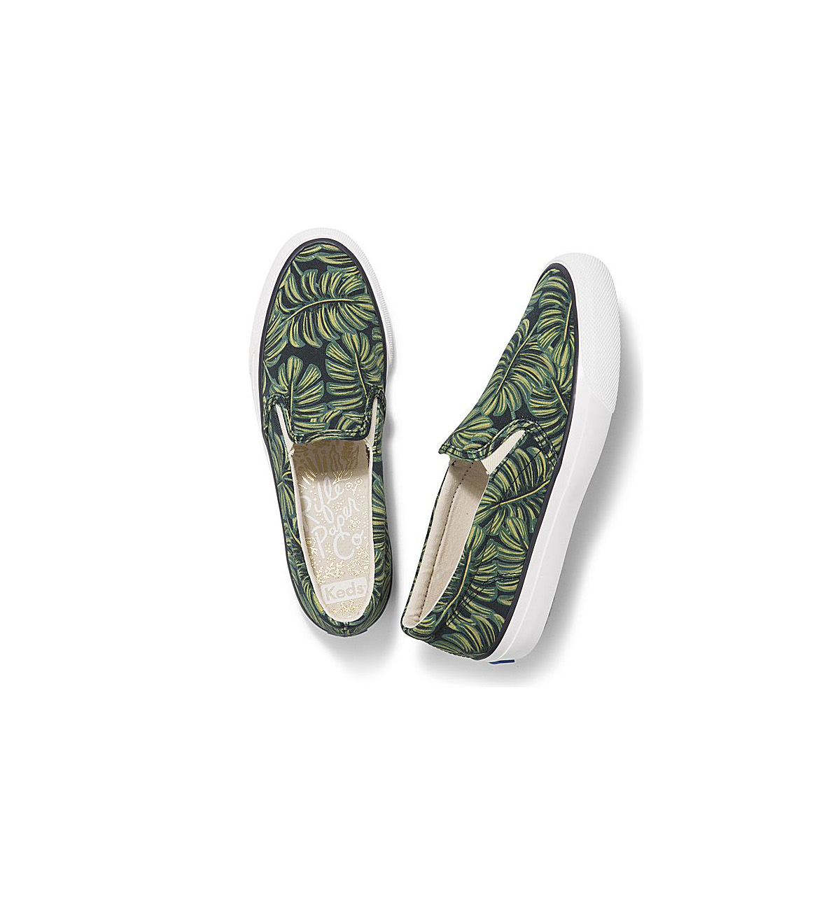 Keds Palm Print Sneakers