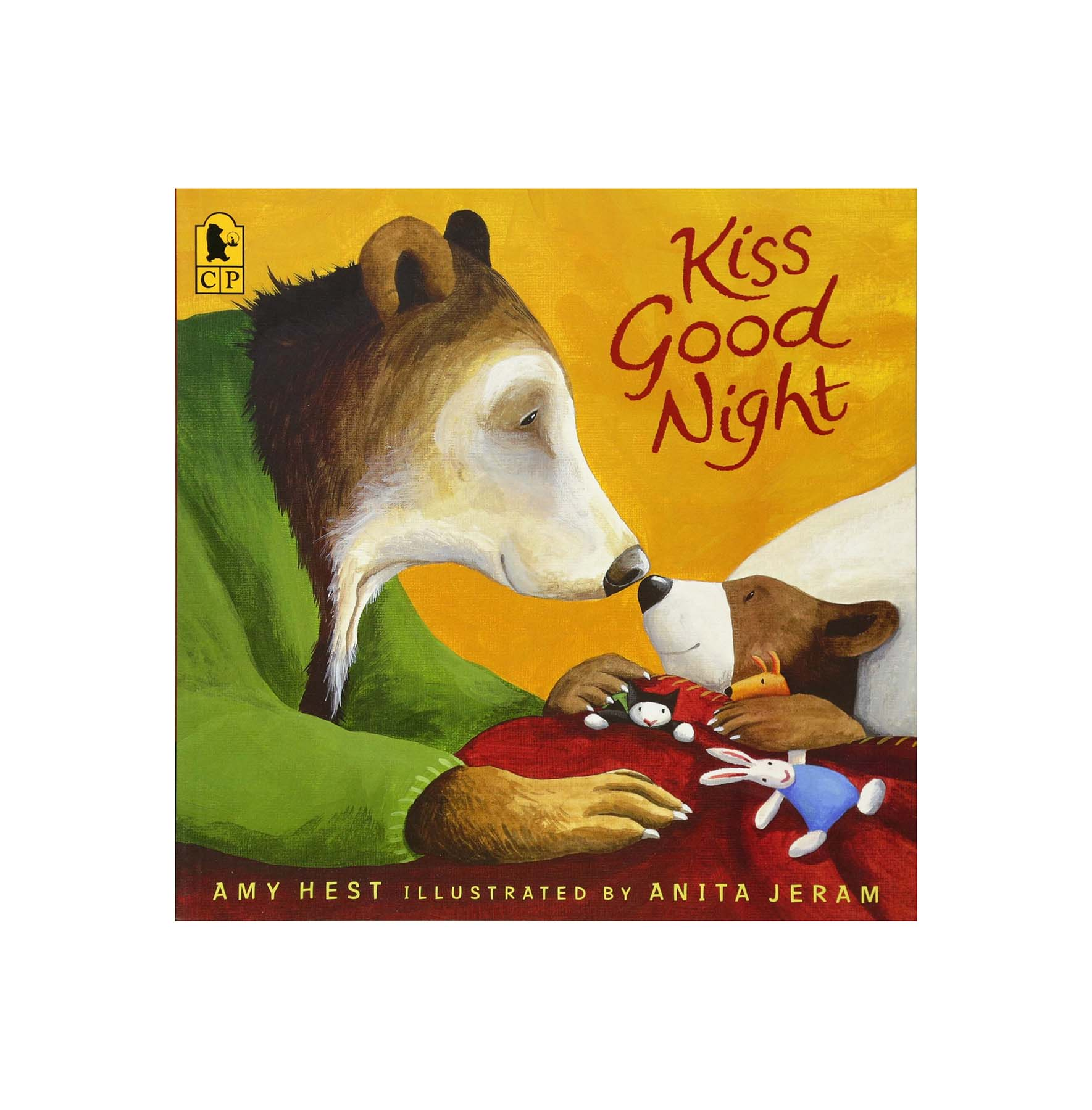 Kiss Good Night, by Amy Hest