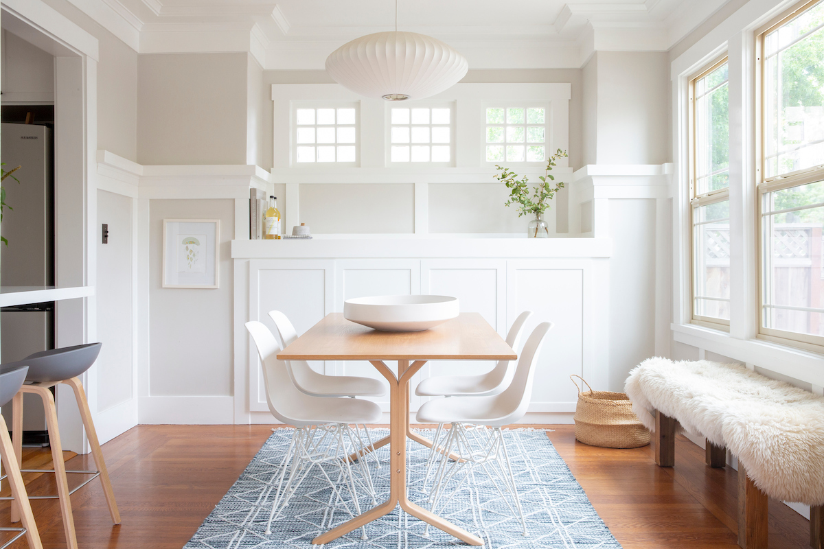 Kitchen Remodel Ideas, Dining Room