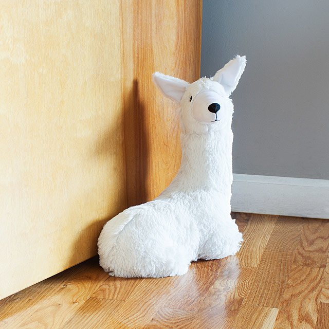 Llama Home Decor Trend Doorstop