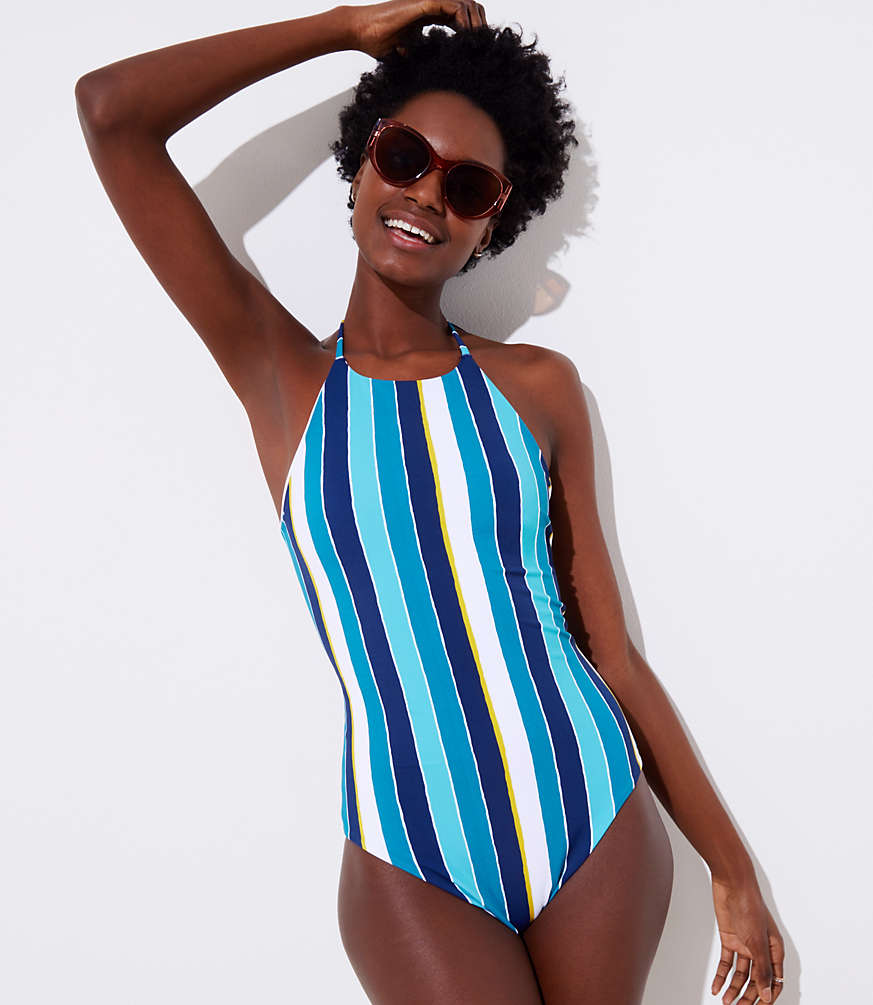 3db58a6f10 Our Favorite Picks From Loft s New Swimwear Collection