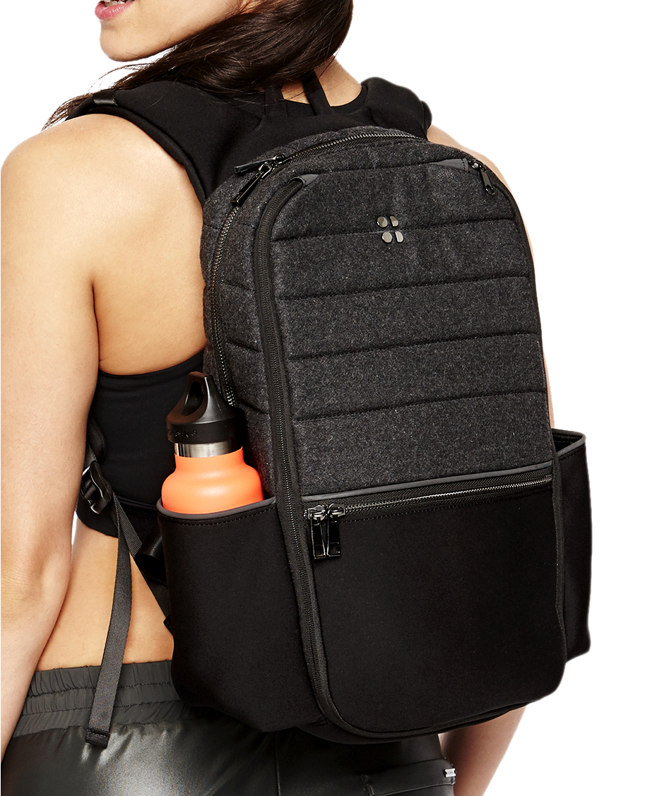Luxe Wool Run Backpack