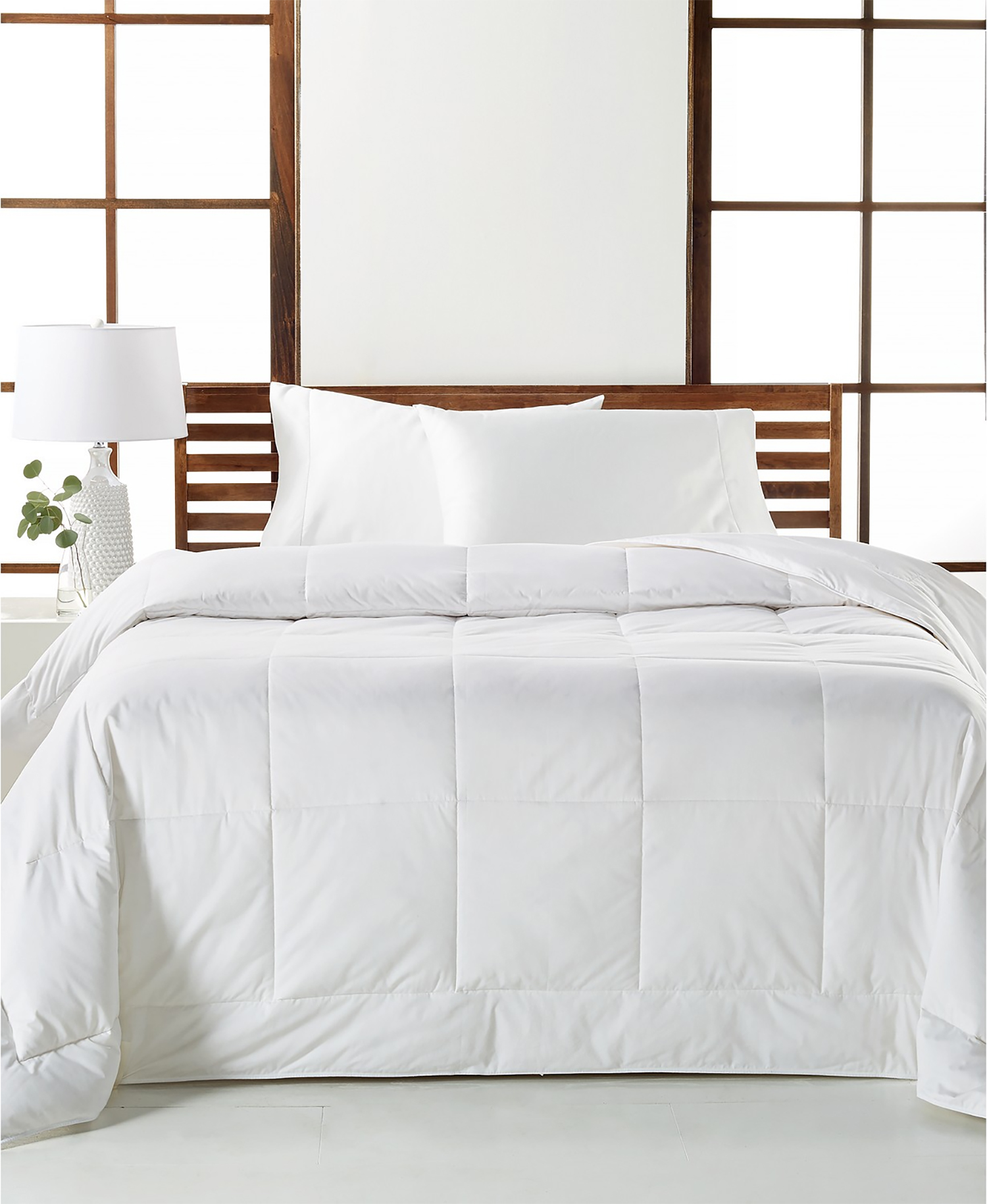 Hotel Collection White Down Lightweight Comforter