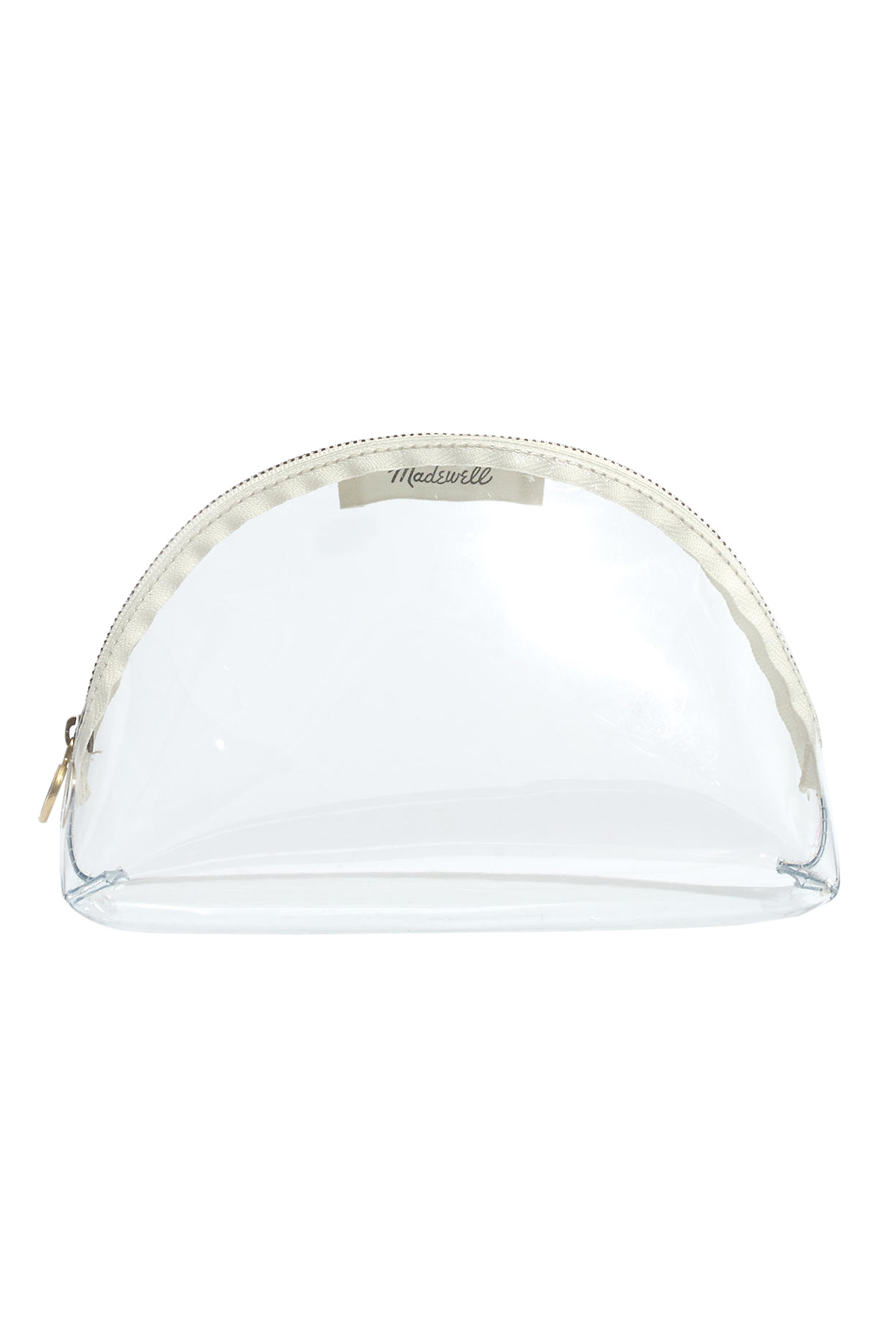 Madewell Small Crystaline Half-Moon Pouch