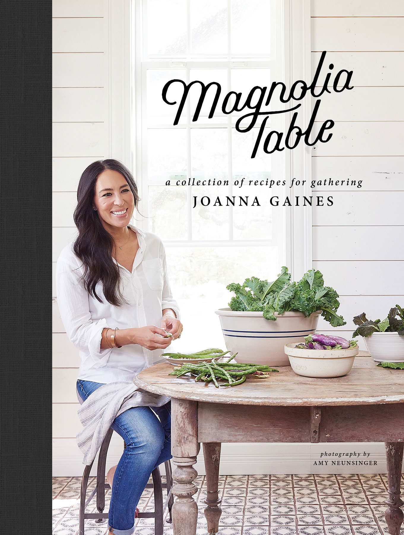 Magnolia Table Cookbook Cover