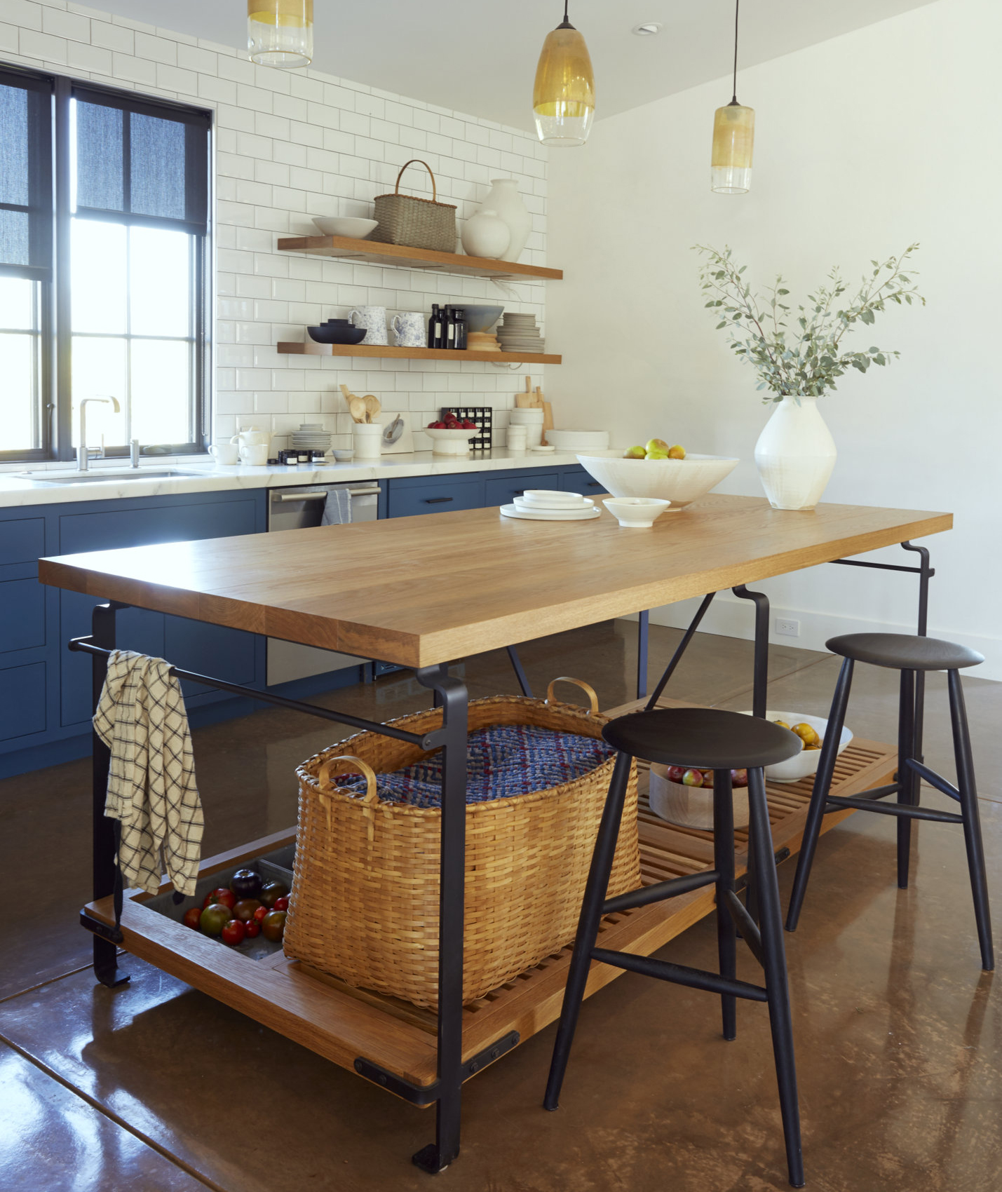 Worktable Kitchen Island