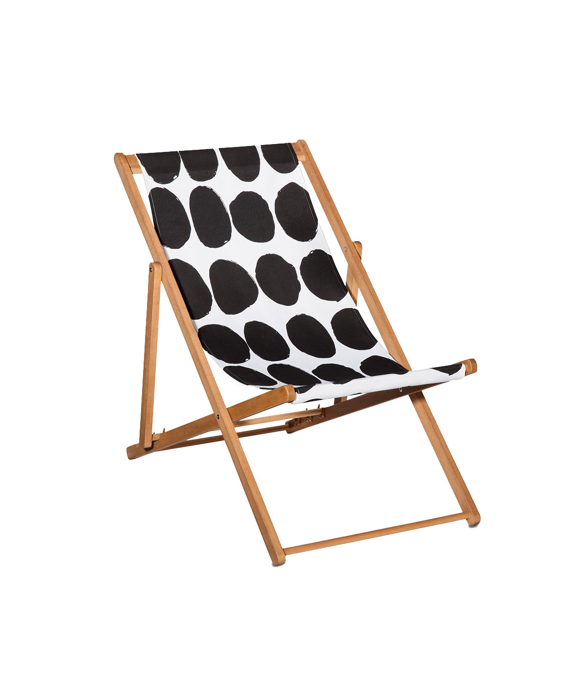 Deck Chair in Koppelo Print