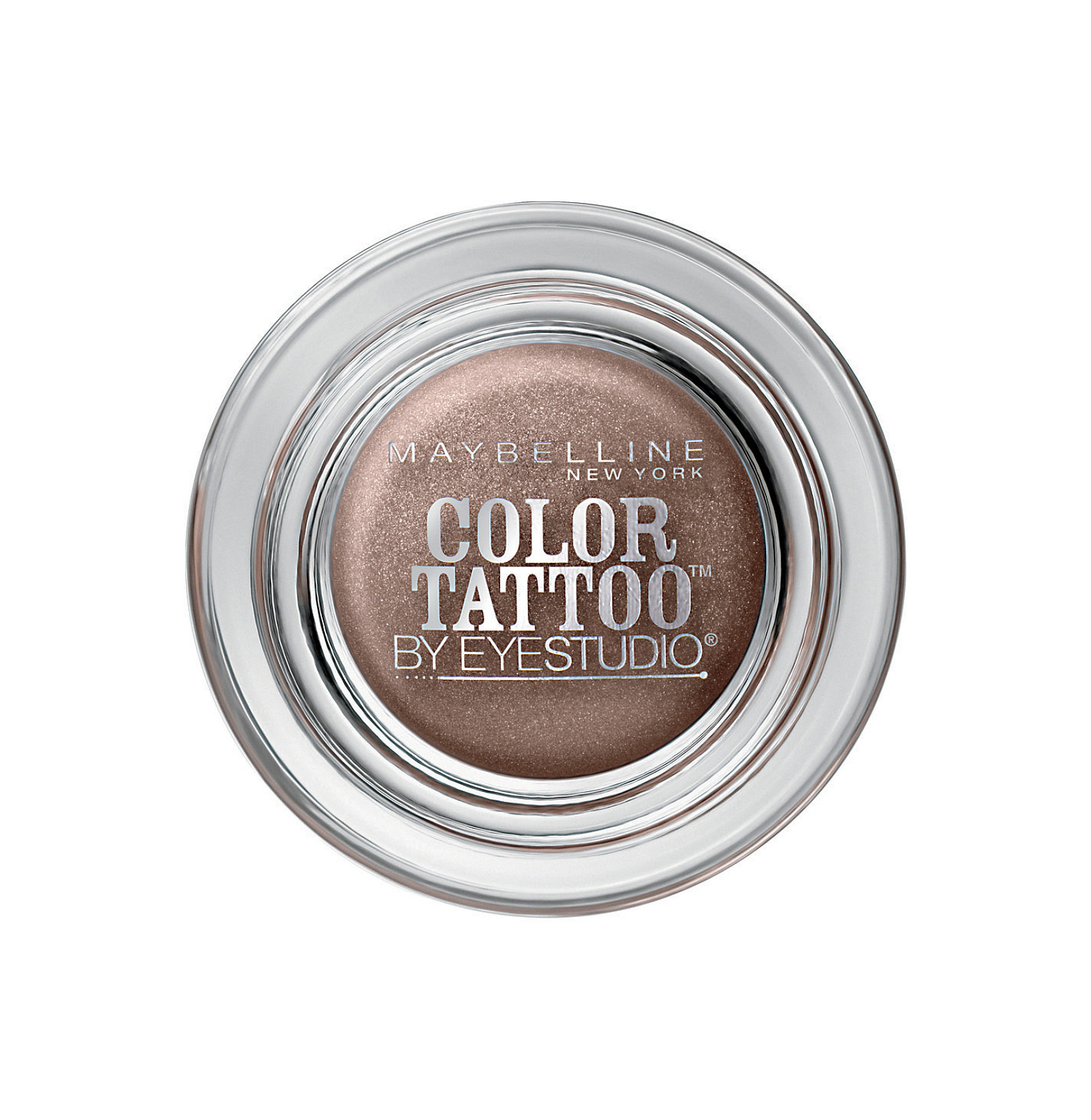 Gilded Lids: Maybelline Eye Studio Color Tattoo Eyeshadow in Bad to the Bronze