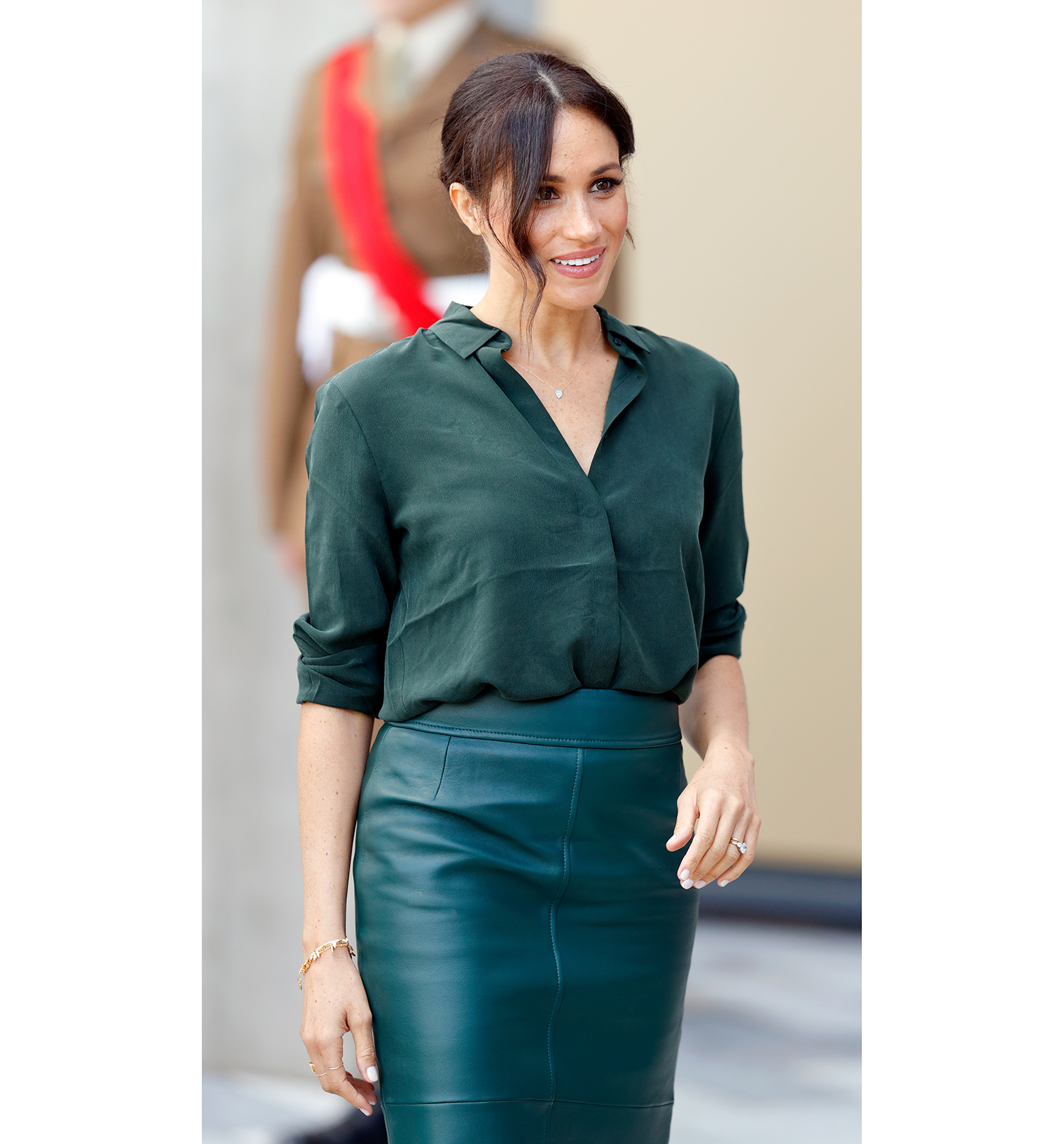 Meghan Markle Dress And Outfit Capsule Wardrobe Real Simple