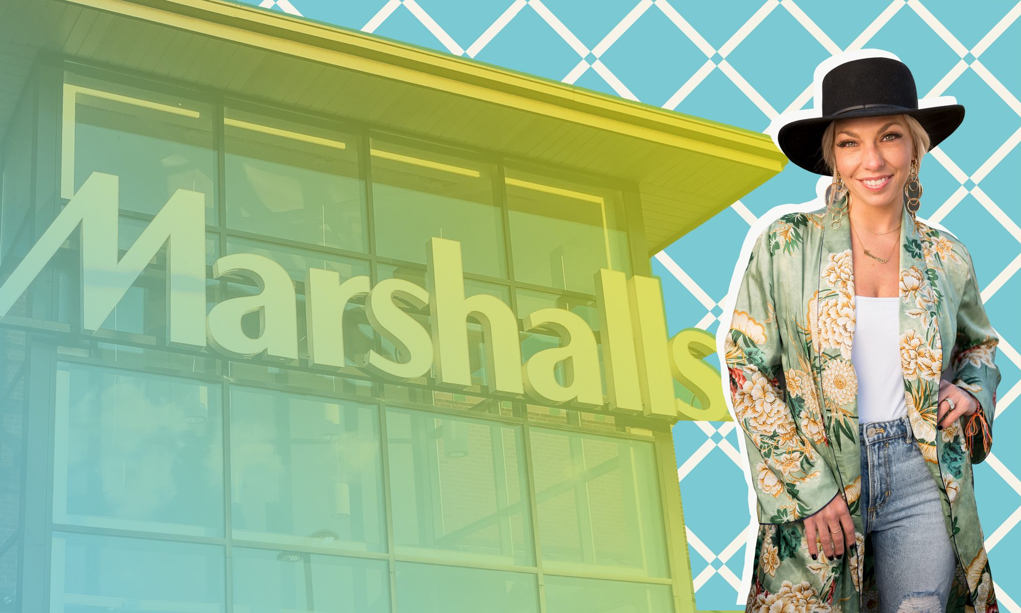 Marshalls Shopping Tips from a Celeb Stylist, Melissa Garcia