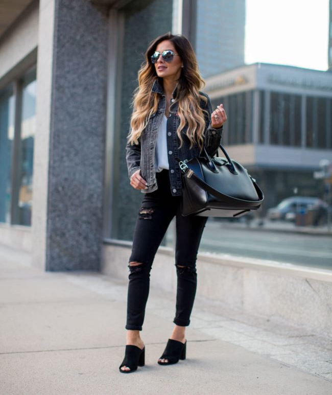 c7462625125 Tips on How to Wear a Jean Jacket with Any Outfit