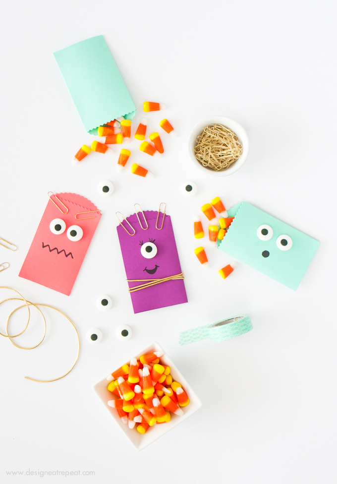 Candy Eyeball Treat Bags
