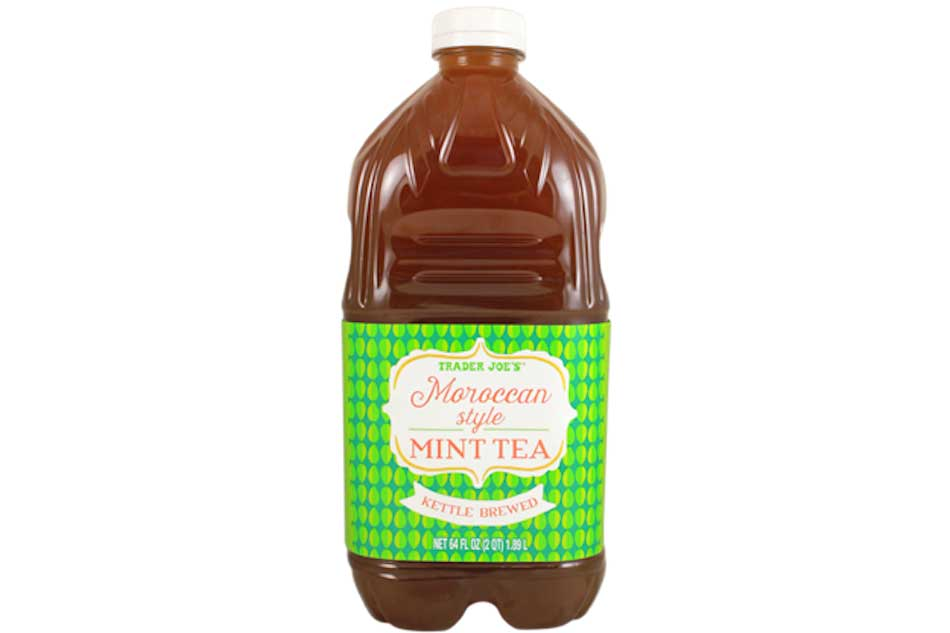 Moroccan Style Mint Tea; $2.99