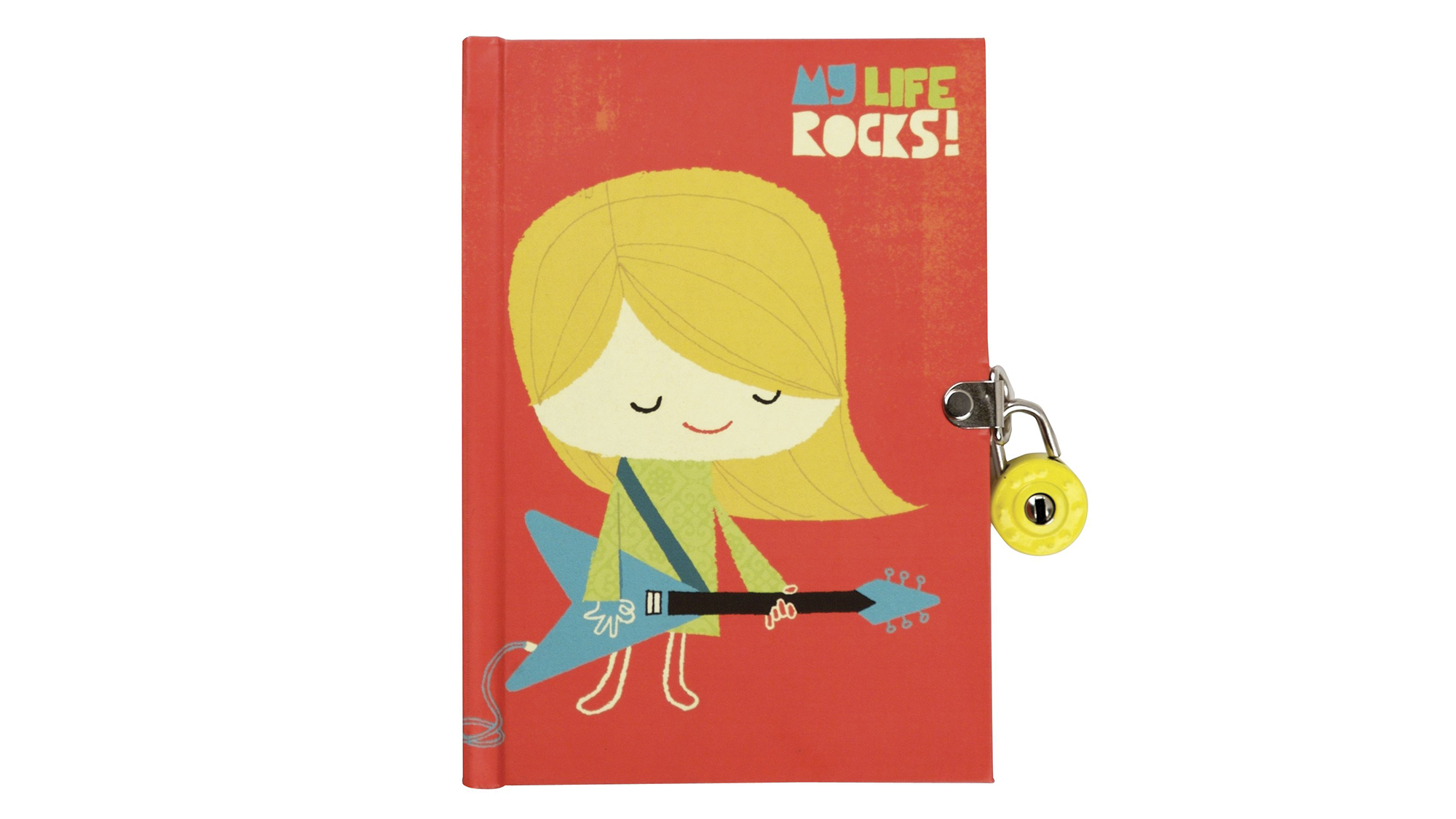 My Life Rocks! Locked Diary