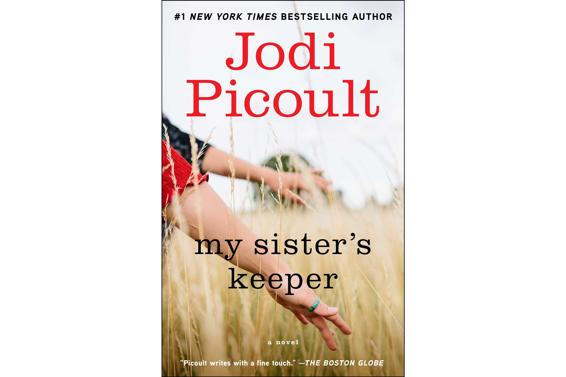 My Sister's Keeper, by Jodi Picoult (SAD BOOKS)